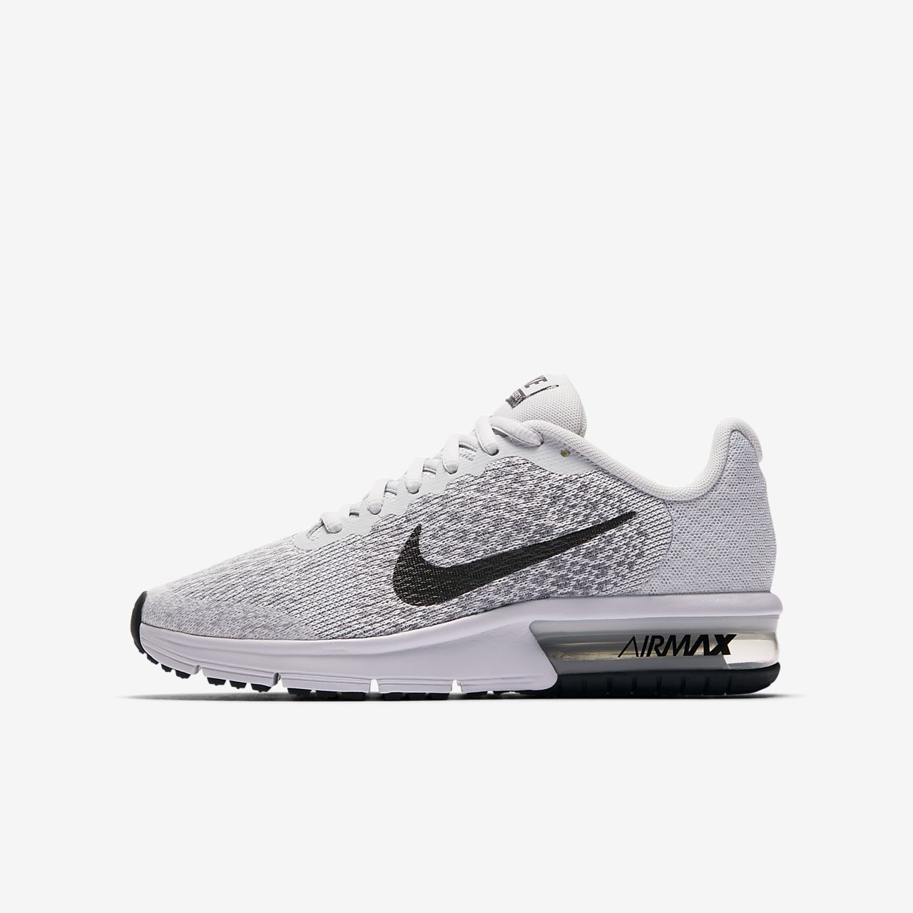nike air max sequent grey