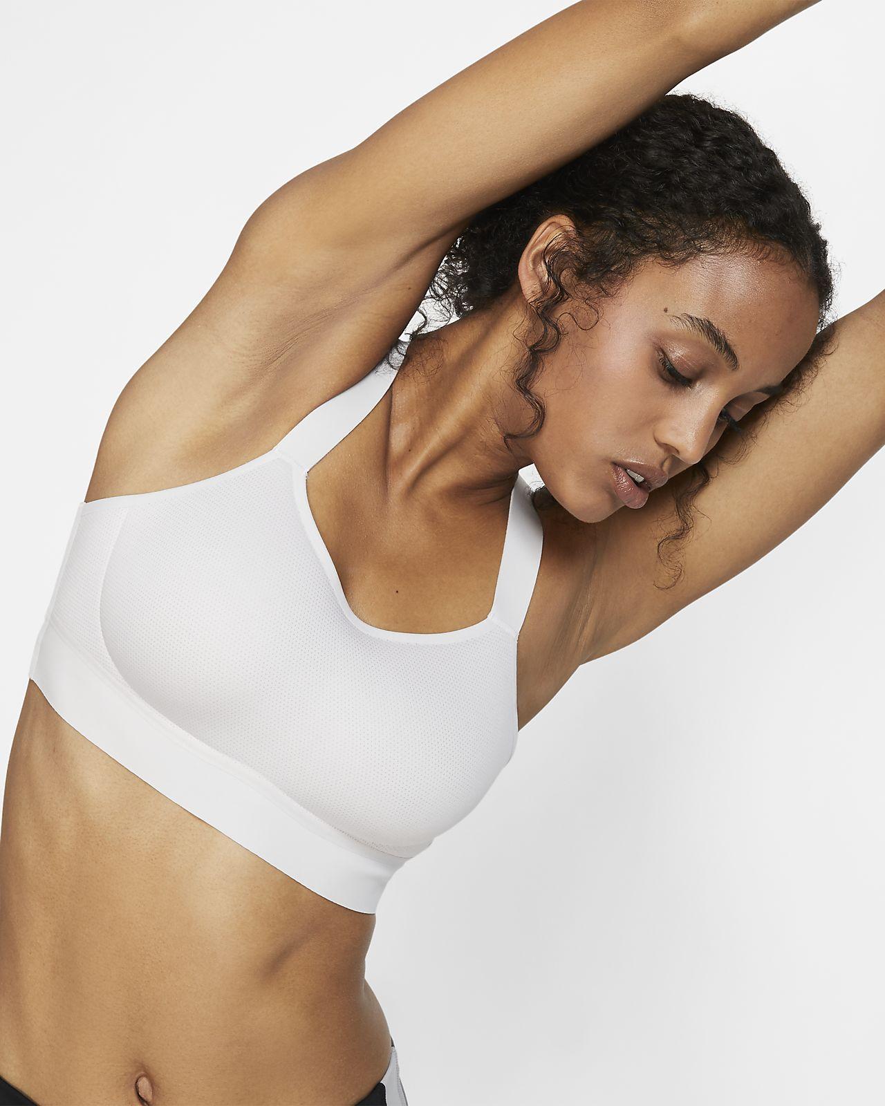 สปอร์ตบราผู้หญิงซัพพอร์ตระดับกลาง Nike Breathe