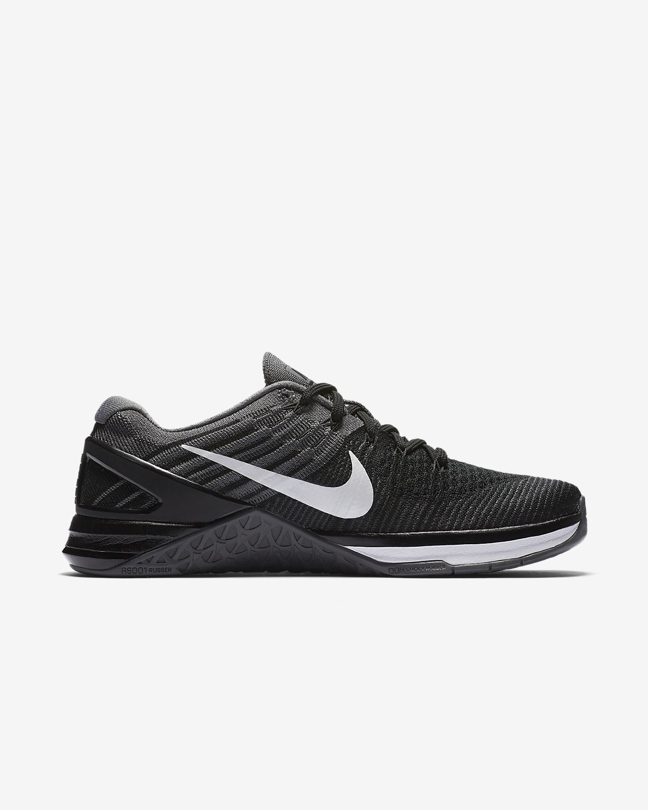 Nike Metcon Dsx Flyknit Noir - Chaussures Chaussures-de-running Homme