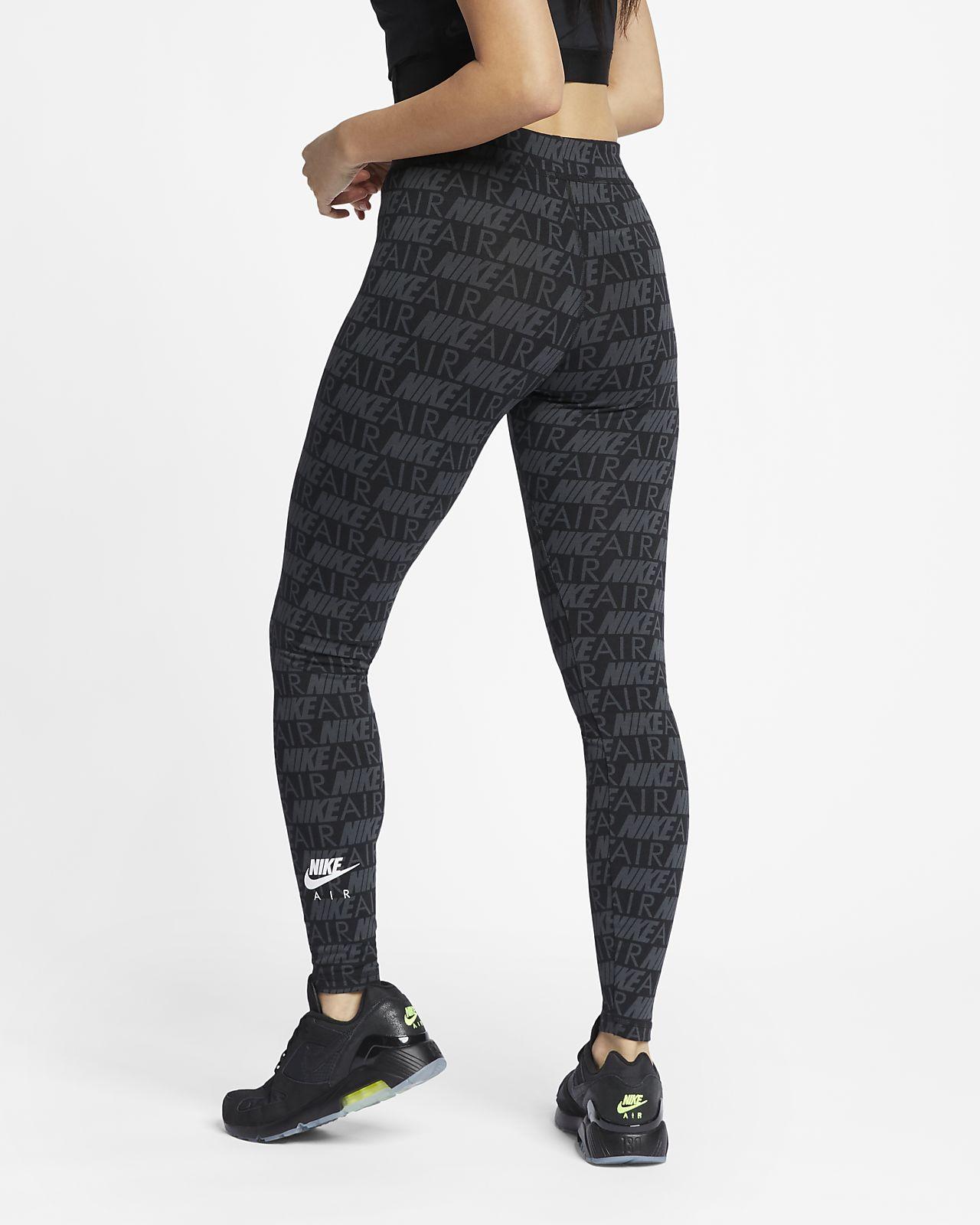 Leggings estampadas Nike Air para mulher