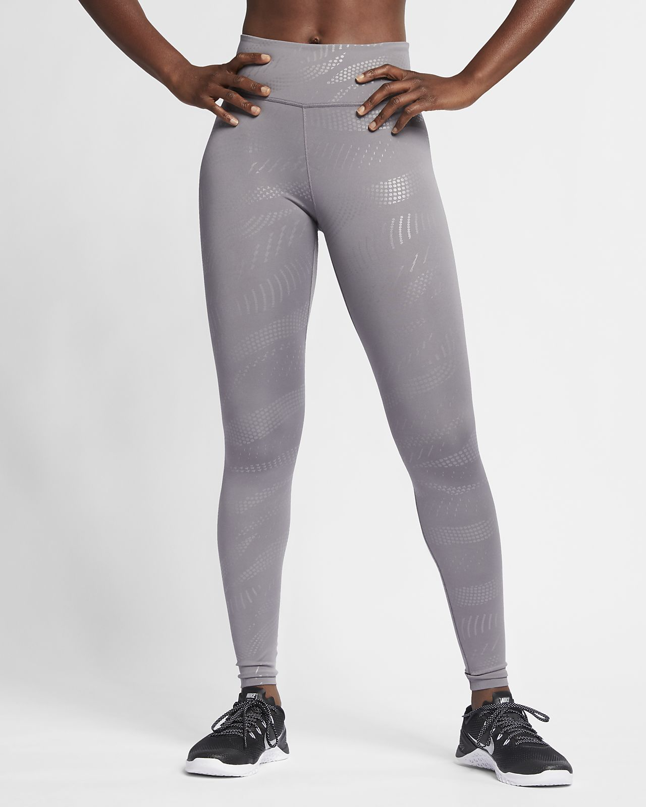 681767a076 Nike One Women s Printed Tights. Nike.com EG