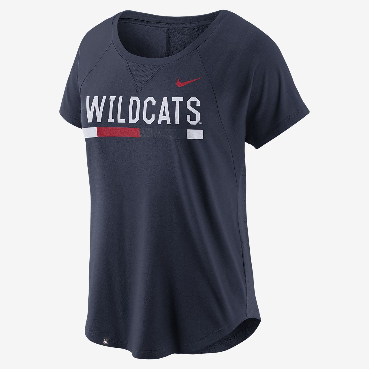 ... Nike College Dry Modern Fan 2.0 (Arizona) Women's Top