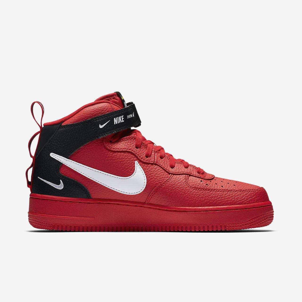 new arrivals 93642 e17f5 ... Nike Air Force 1 07 Mid LV8 Mens Shoe