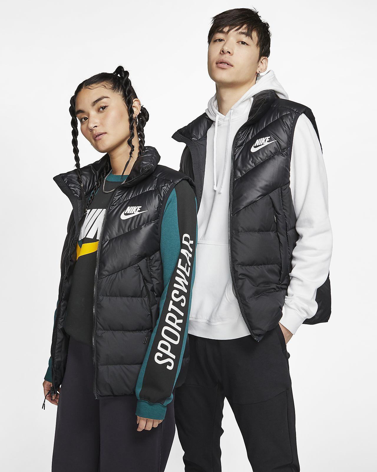Nike Sportswear Windrunner Weste mit Daunenfüllung