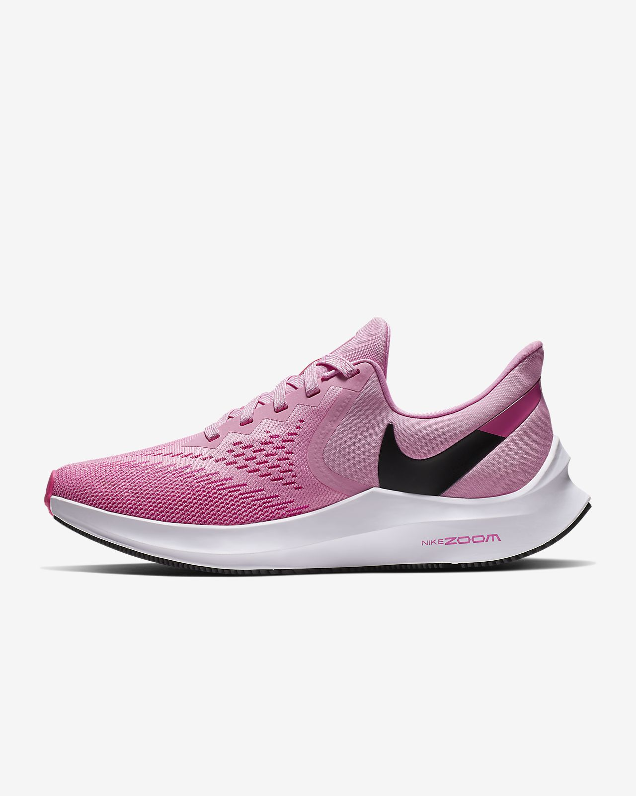 new style 0d611 48d79 Nike Air Zoom Winflo 6 Women's Running Shoe