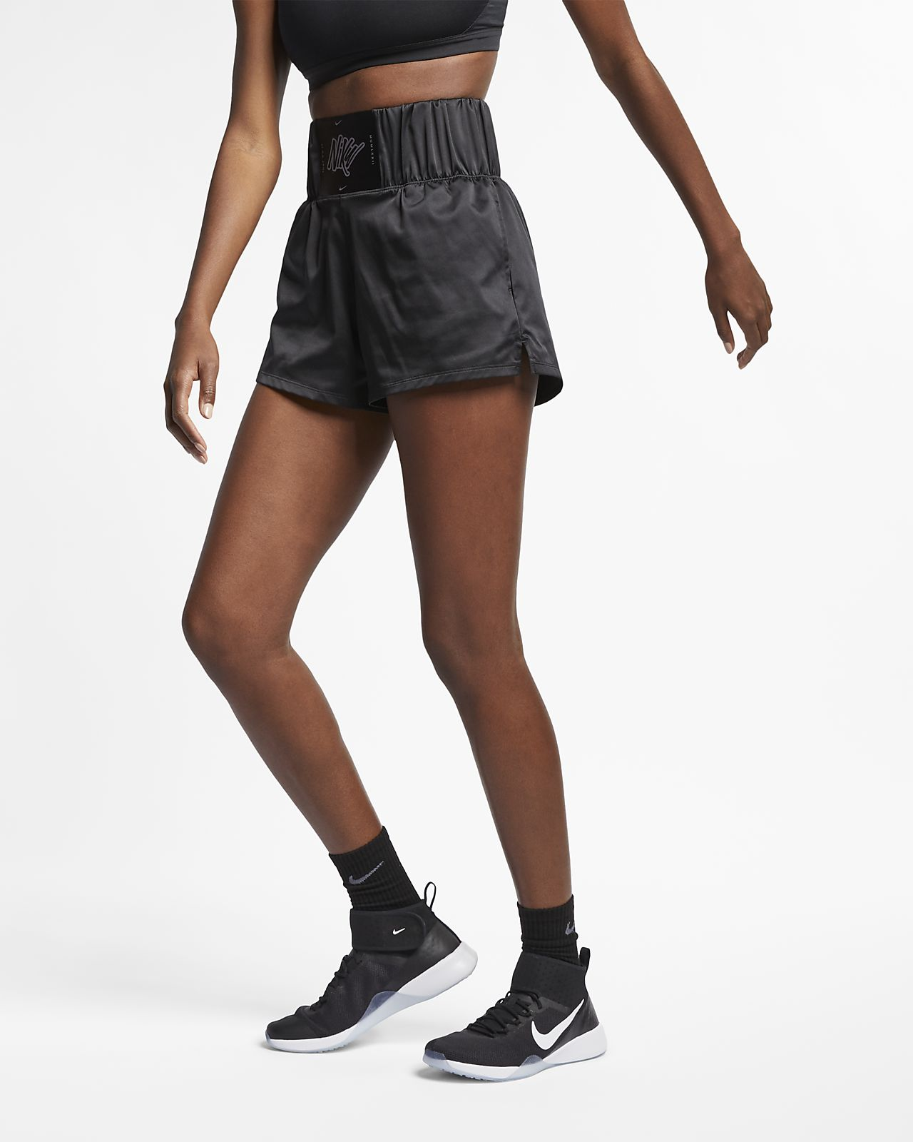 52c0a334b2b Nike Dri-FIT Women s Training Shorts. Nike.com CA