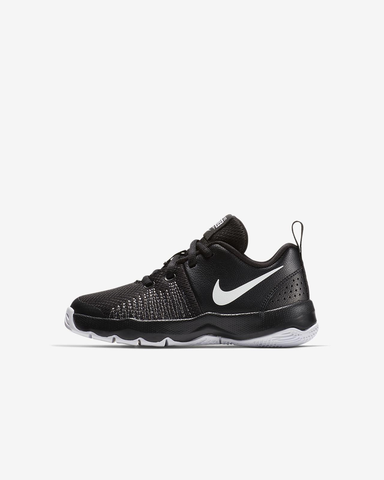 รองเท้าเด็กเล็ก Nike Team Hustle Quick