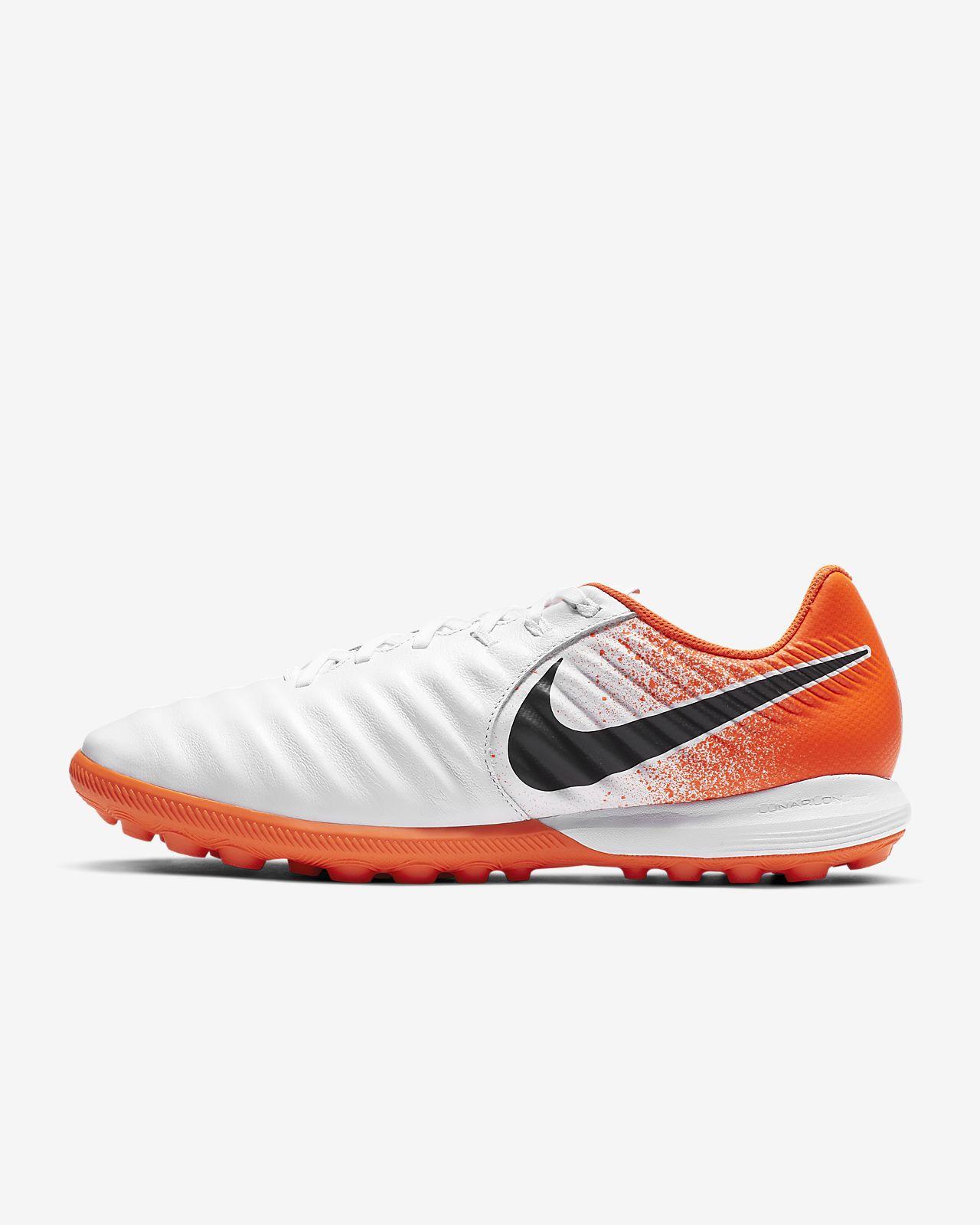 รองเท้าสตั๊ดฟุตบอลสำหรับพื้นสนามหญ้าเทียม Nike TiempoX Lunar Legend VII Pro