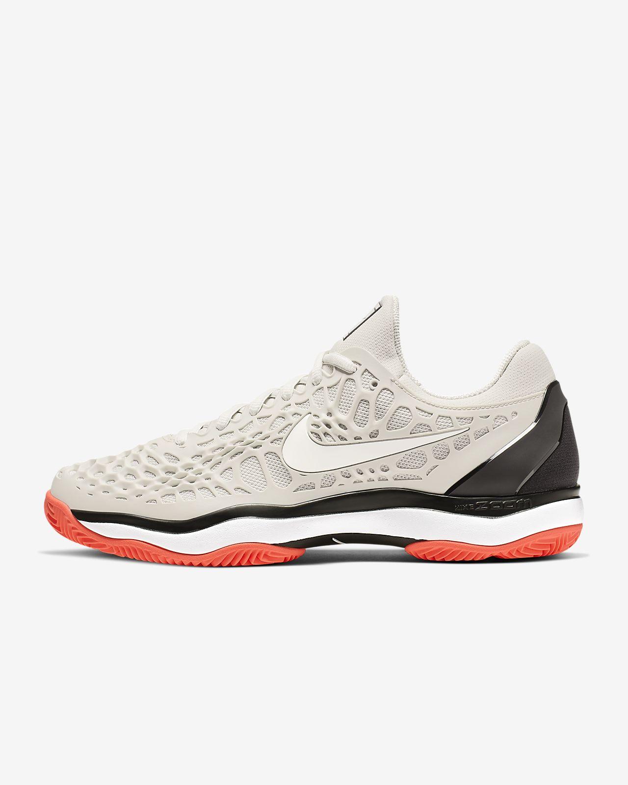 Мужские теннисные кроссовки для грунтовых кортов NikeCourt Zoom Cage 3