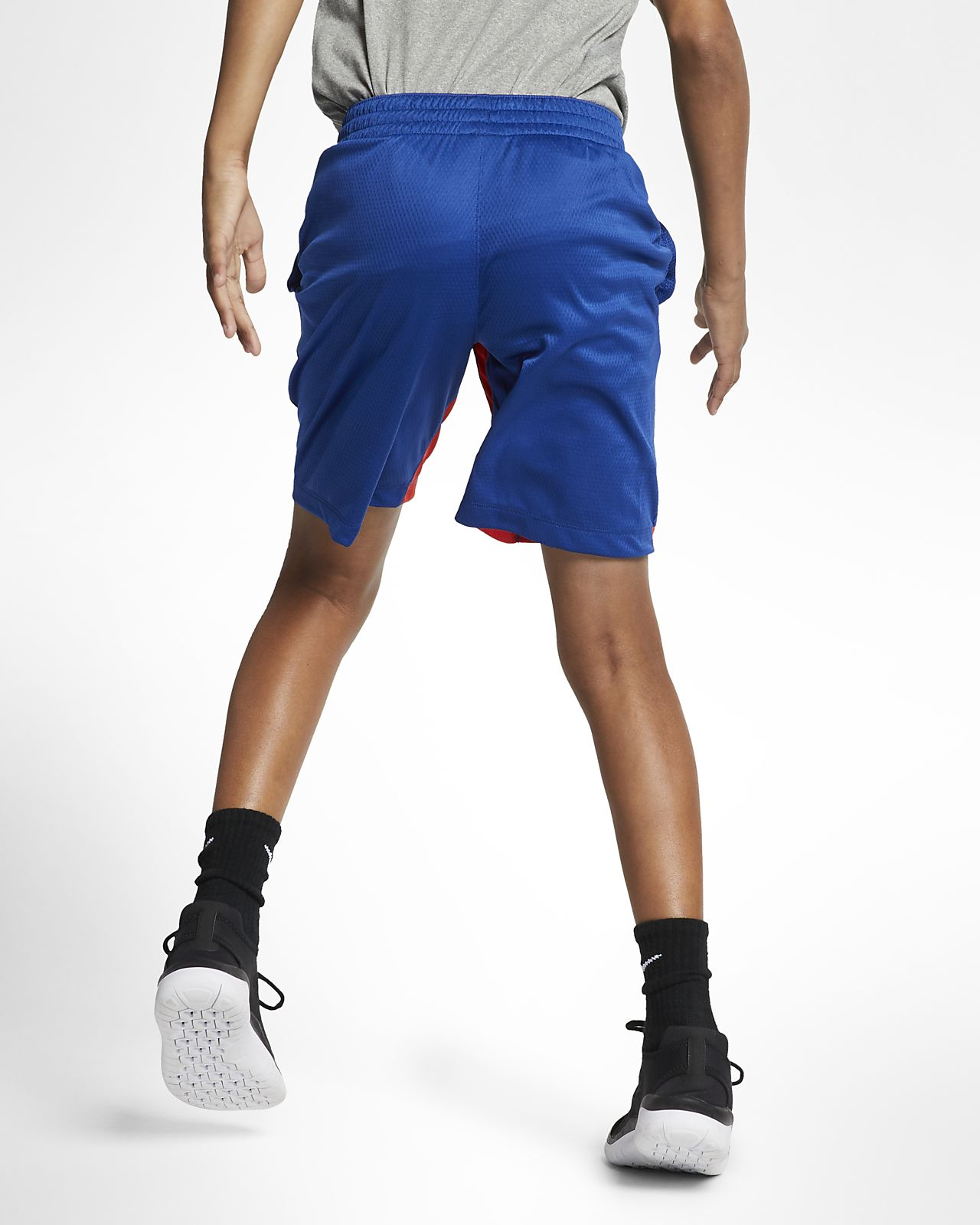 0dd0c51eec Nike Dri-FIT Trophy Big Kids' (Boys') Training Shorts. Nike.com