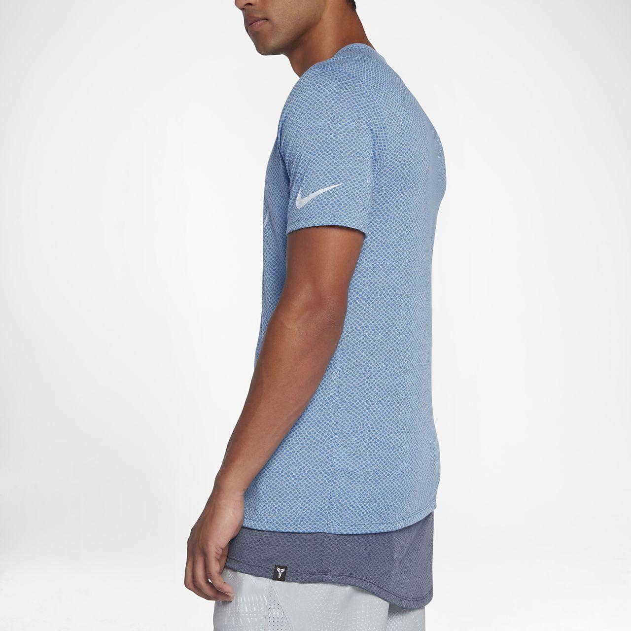 Tee shirt de basketball Nike Dry Kobe pour LU