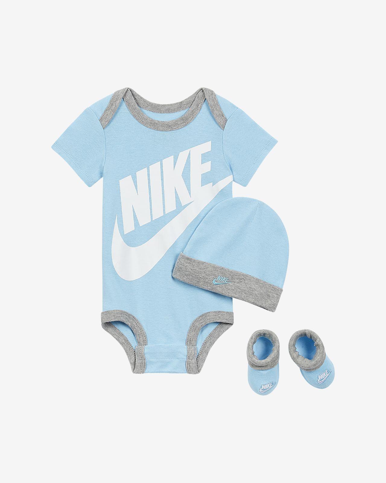 02afb1ba5 Nike Sportswear Infant 3-Piece Set. Nike.com