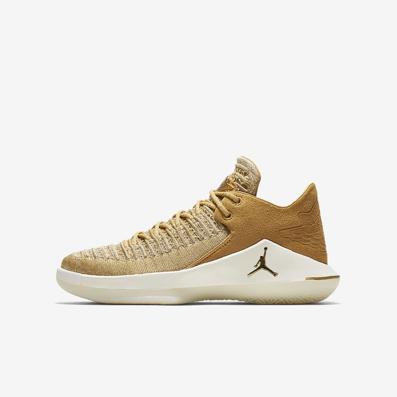 Air Jordan XXXII Low Older Kids' Basketball Shoe