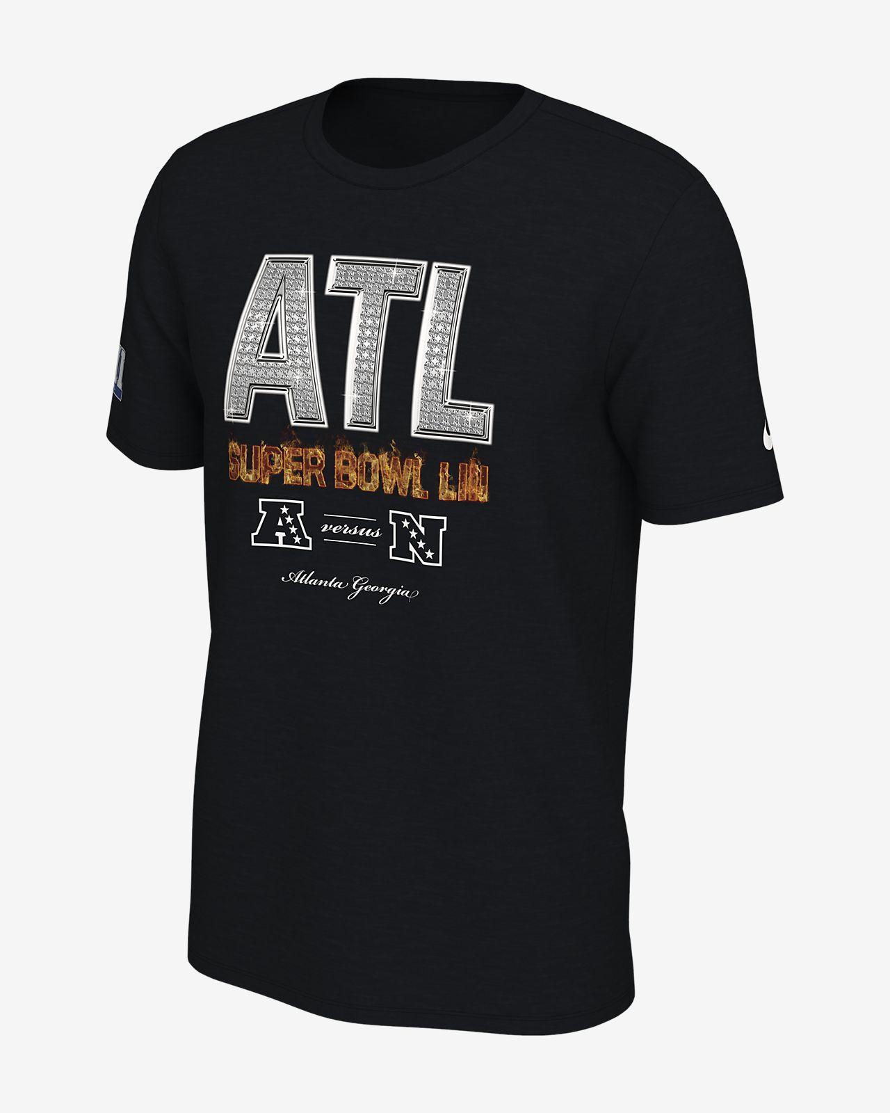 Nike Super Bowl LIII Bling Men's T-Shirt