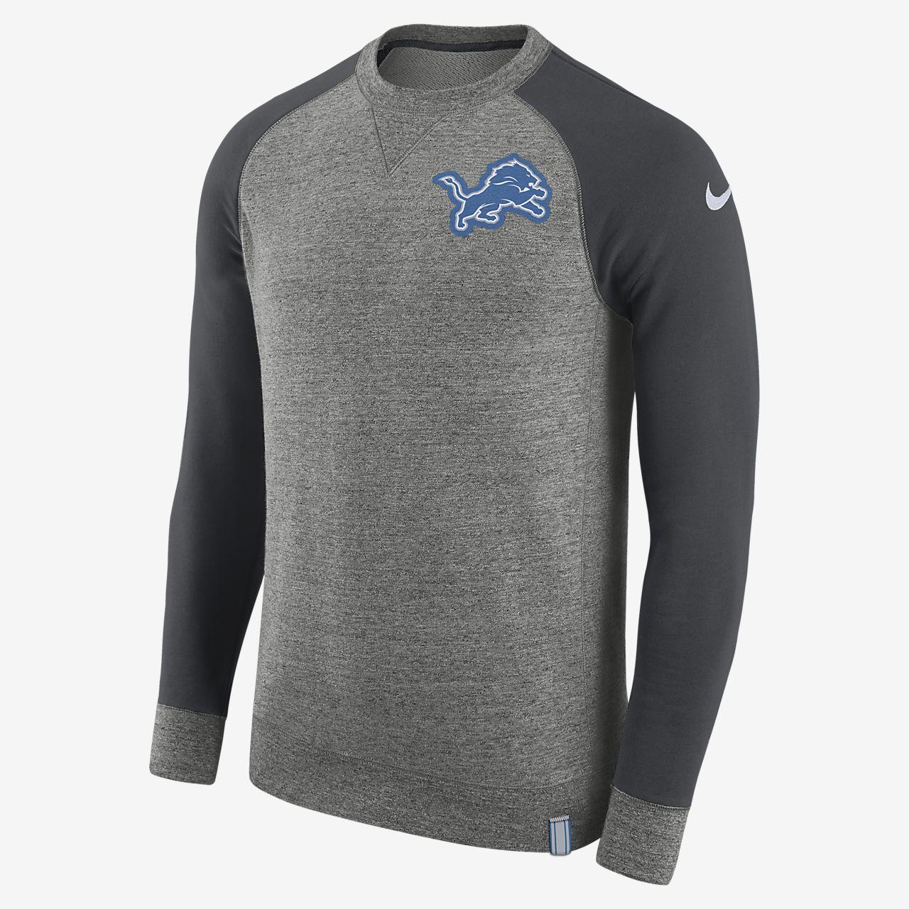 Ανδρική μπλούζα Nike AW77 (NFL Lions)