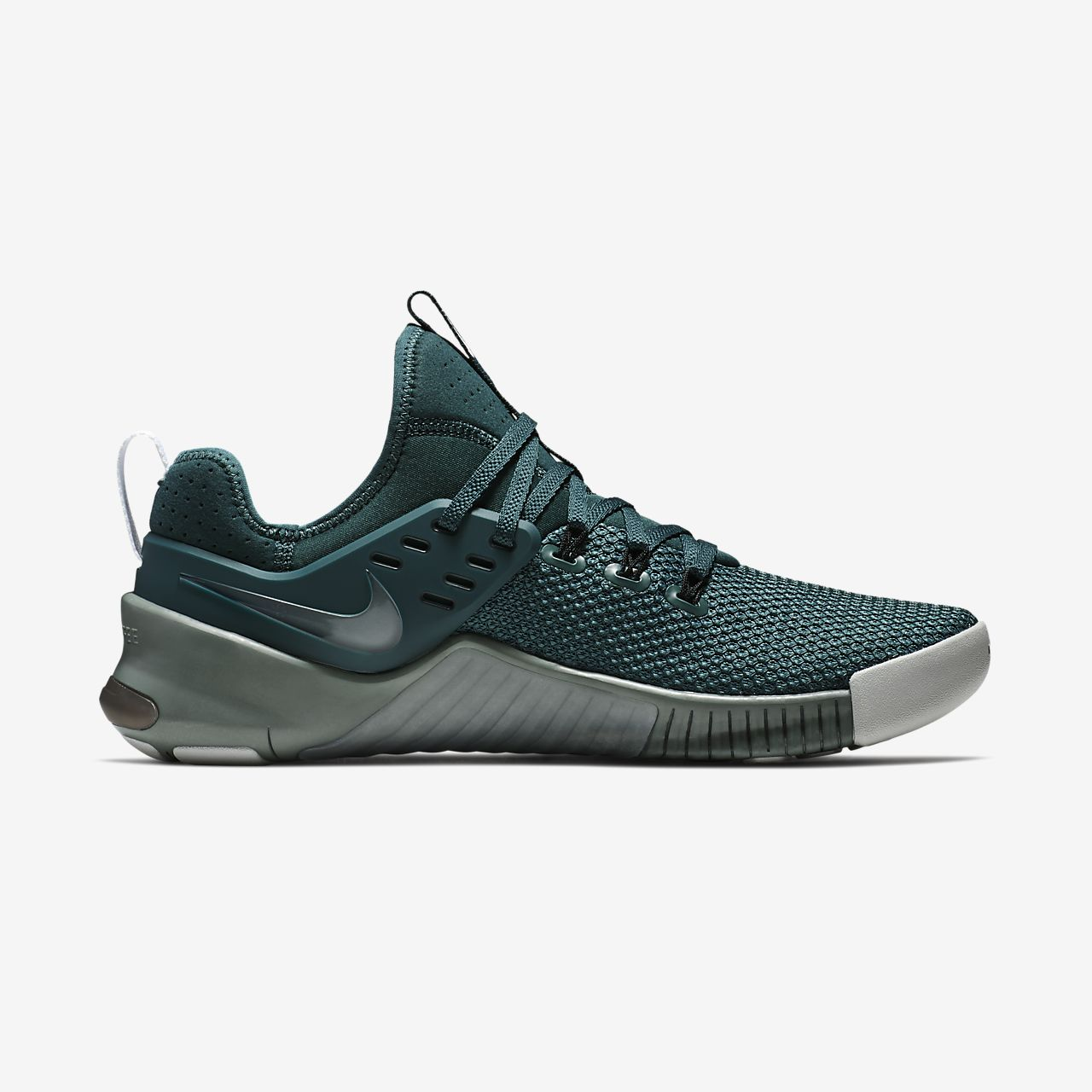 Nike PerformanceFREE METCON - Trainers - dark stucco/olive/light silver/medium brown