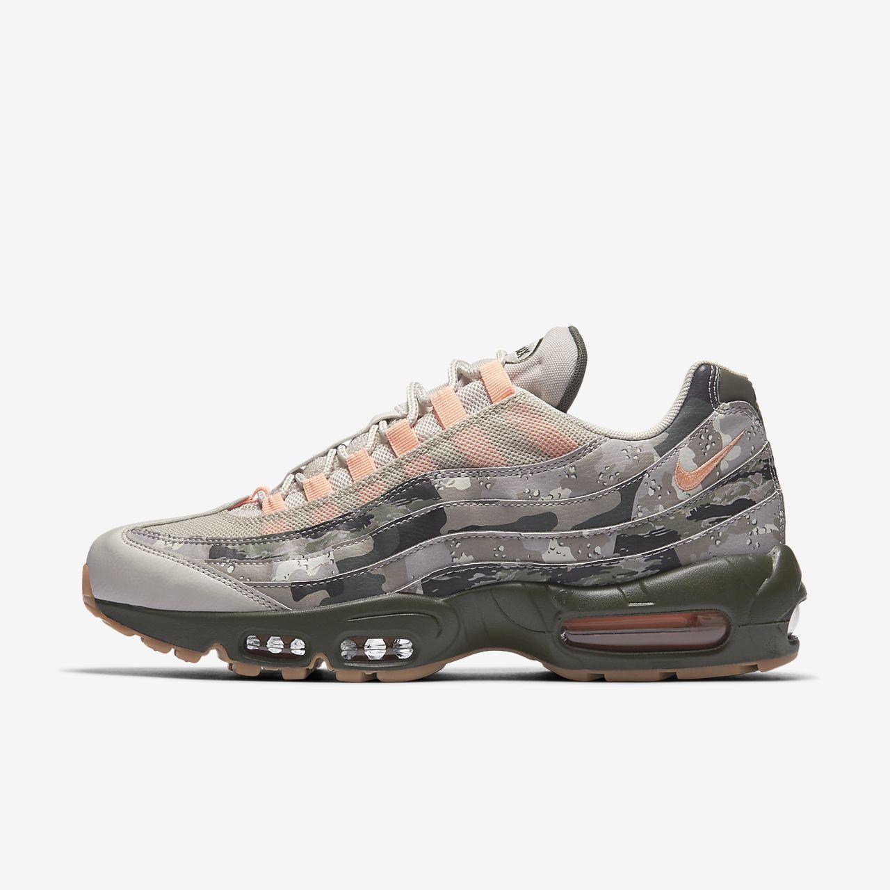 Nike Air Max 95 Essential Camo 男鞋
