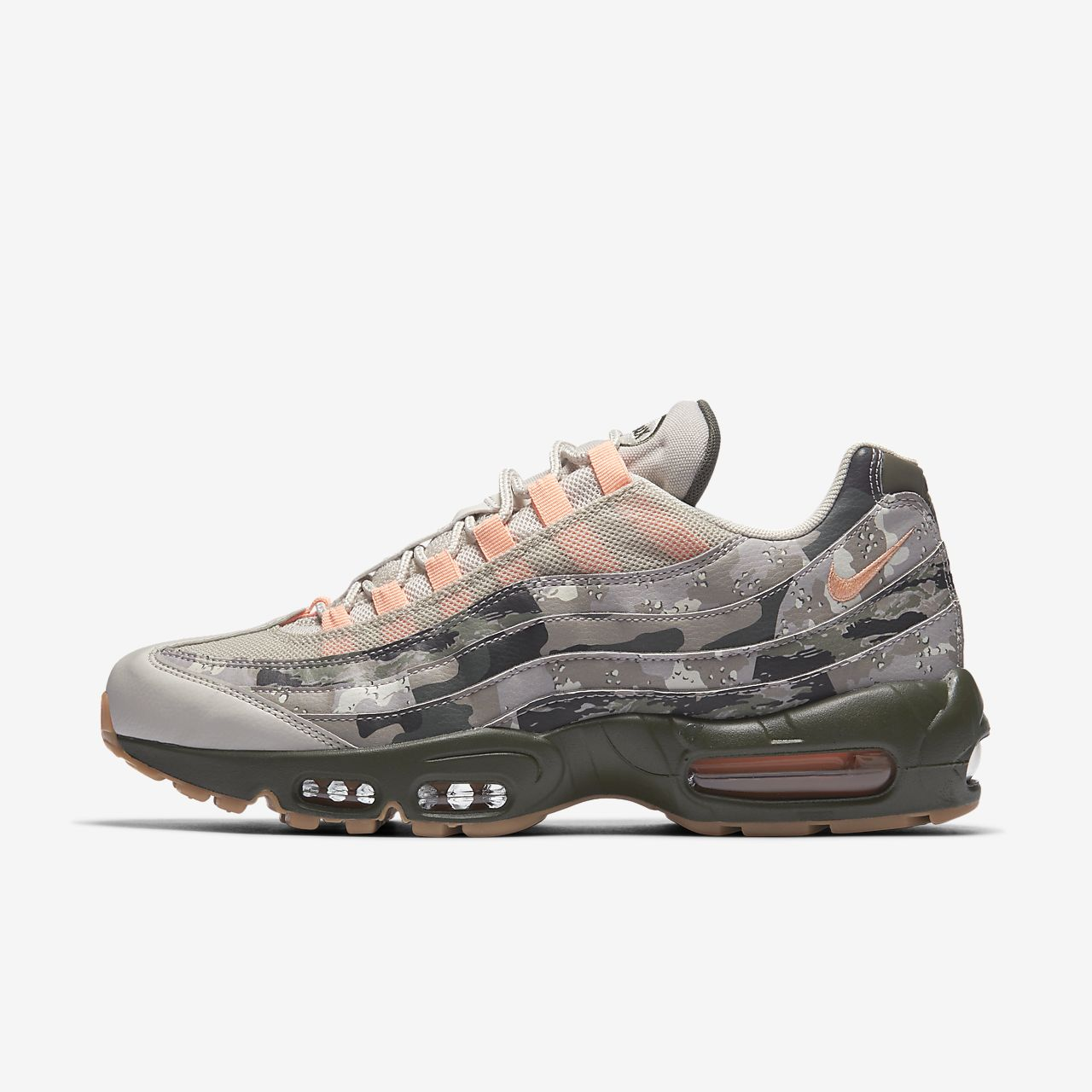 26001a3a256931 Nike Air Max 95 Essential Camo Men s Shoe. Nike.com VN