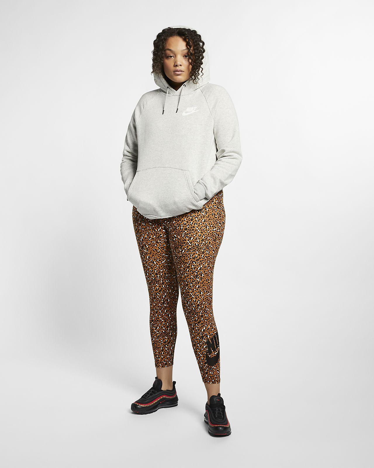 3de93406ba Nike Sportswear Animal Print Women's Leggings (Plus Size)