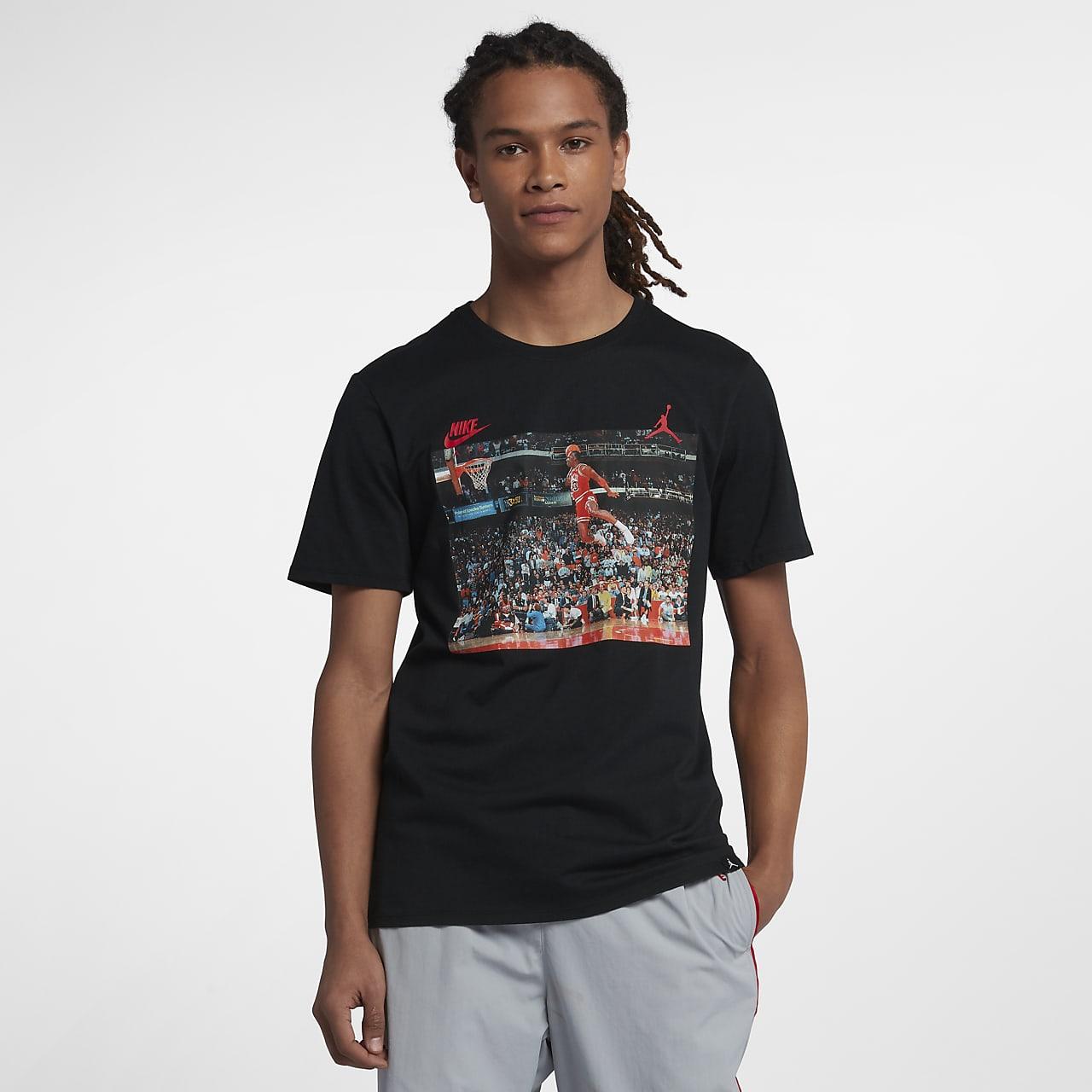 ジョーダン スポーツウェア 1988 ダンク メンズ Tシャツ