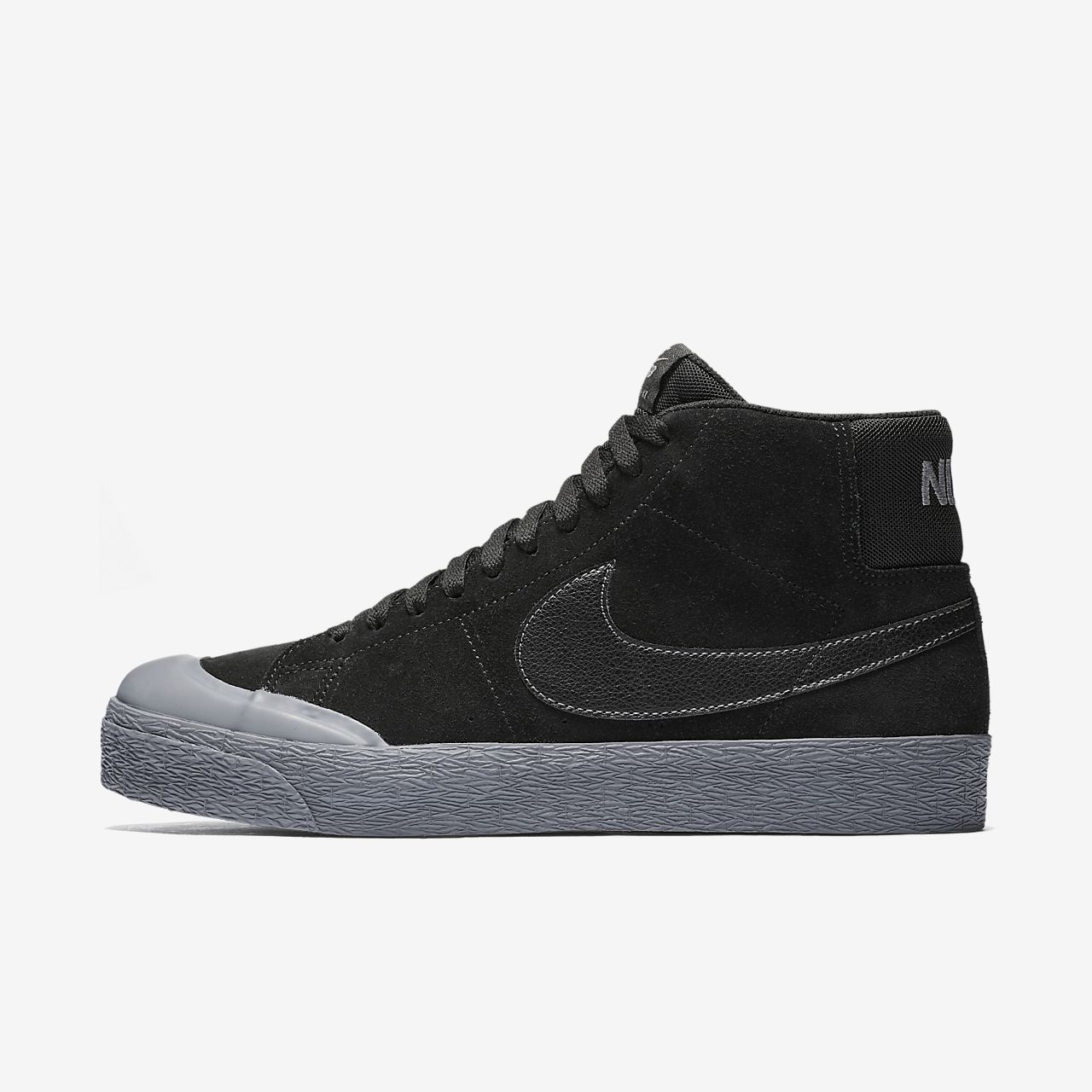 nike skateboarding blazer mid lr shoes for kids