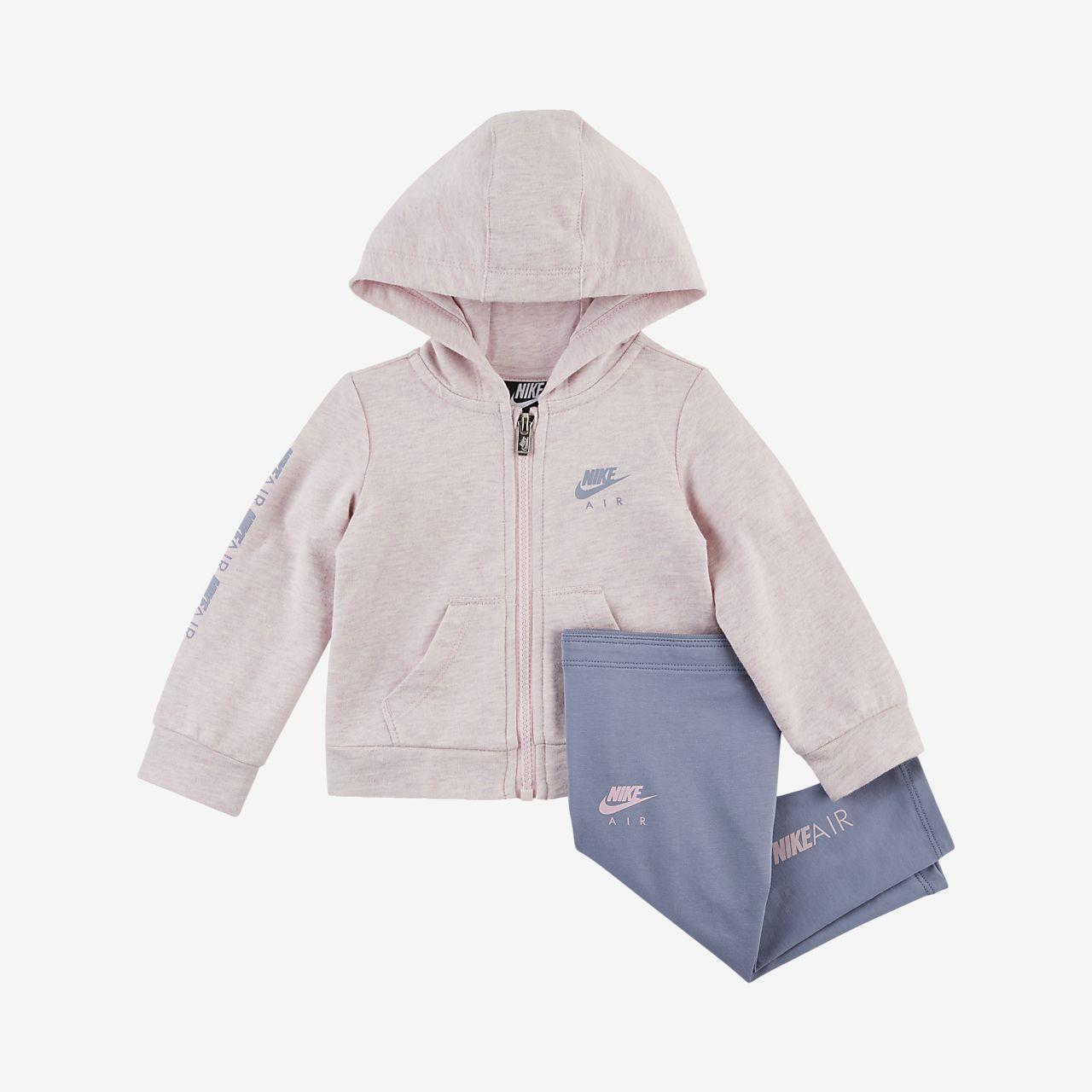 Conjunto de 2 peças Nike Sportswear para bebé (12-24 M)