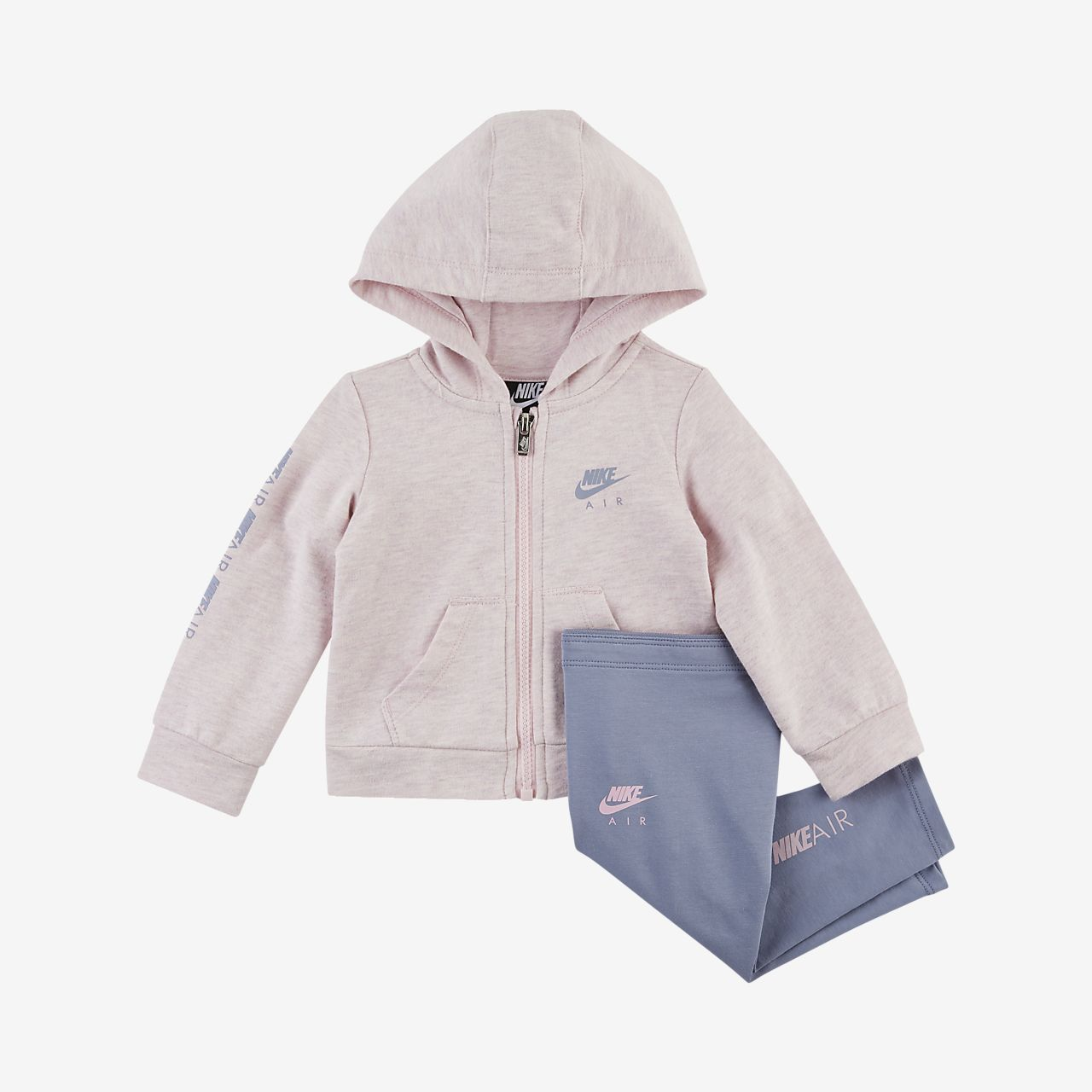 Nike Sportswear Tweedelige babyset (12-24 maanden)