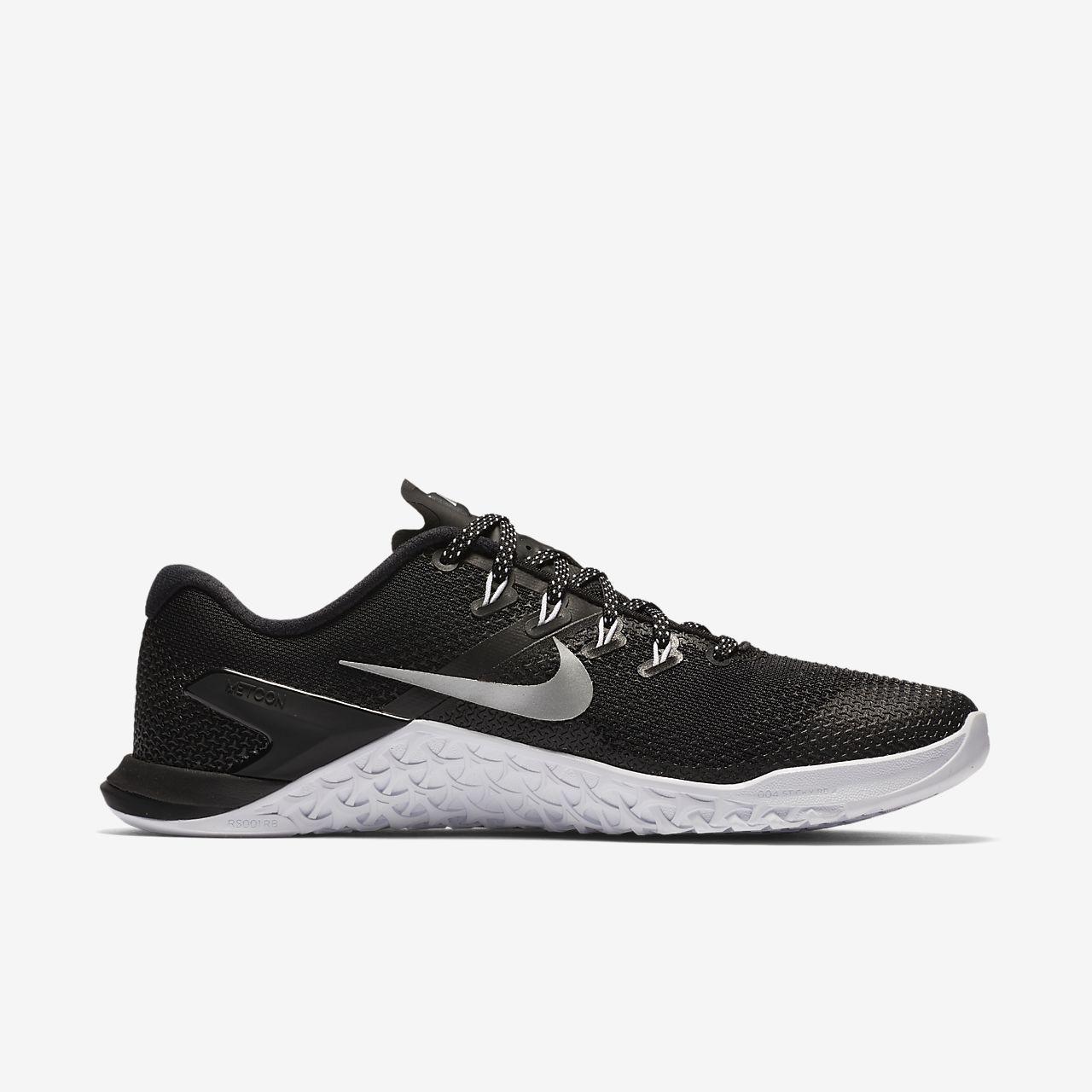 cheap for discount 2f9f8 413ba Chaussure de cross training et de renforcement musculaire pour Femme. Nike  Metcon 4