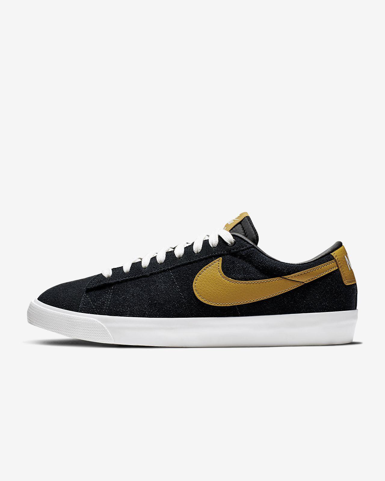 Ropa Zapatillas de deporte en blanco y negro Blazer de Nike
