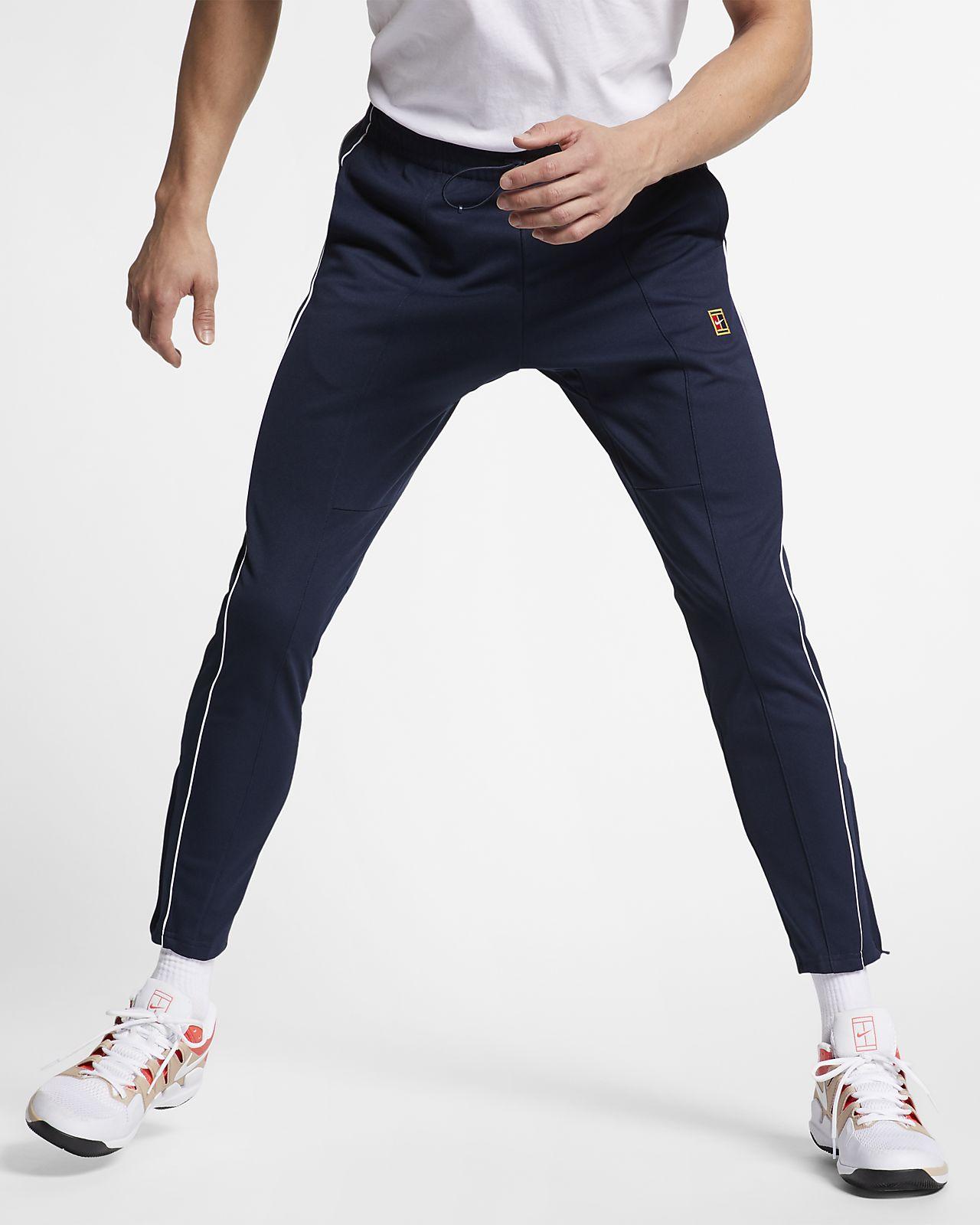 NikeCourt Erkek Tenis Eşofman Altı