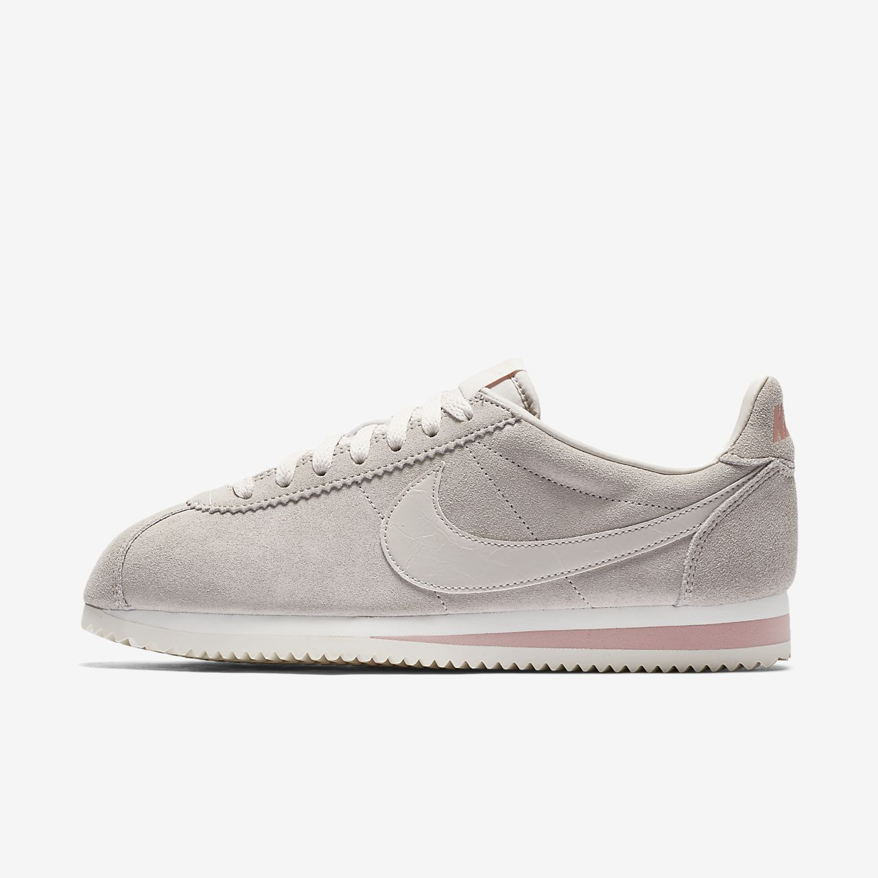 new product ce0b9 fce20 ... switzerland nike classic cortez suede womens shoe 7b778 a89c2 ...