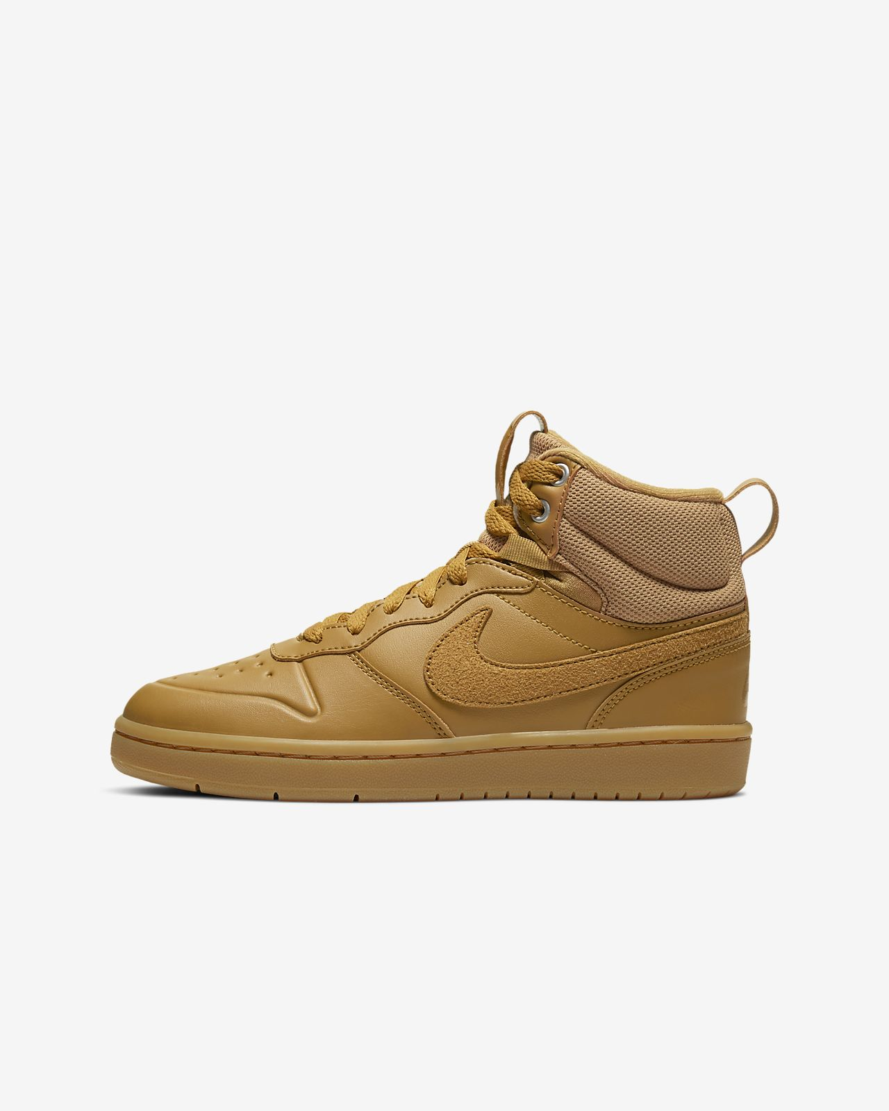 Nike Court Borough Mid 2 Boot (GS) 大童运动童鞋