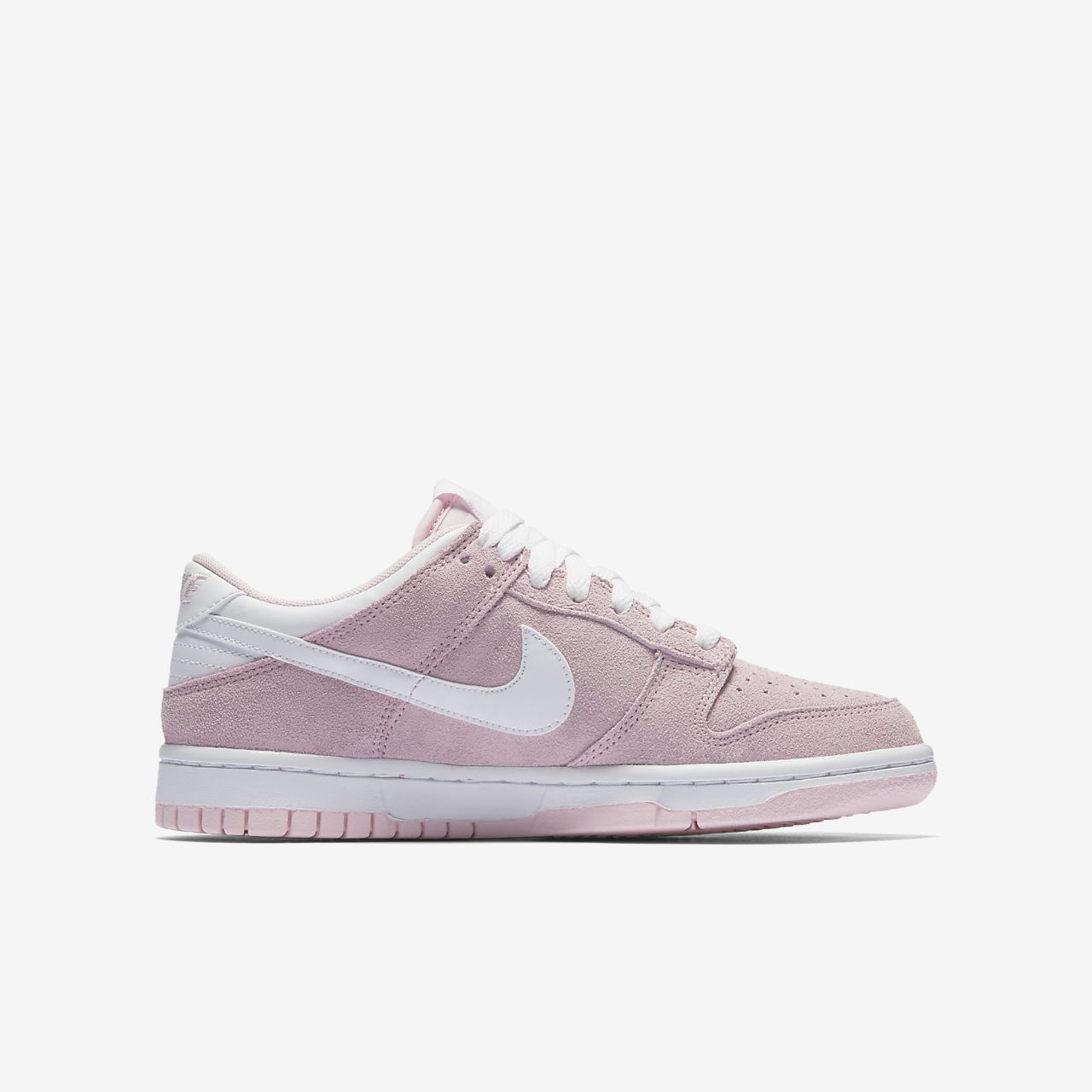 Nike Dunk Chaussures Basses Rose dc9B24ZB