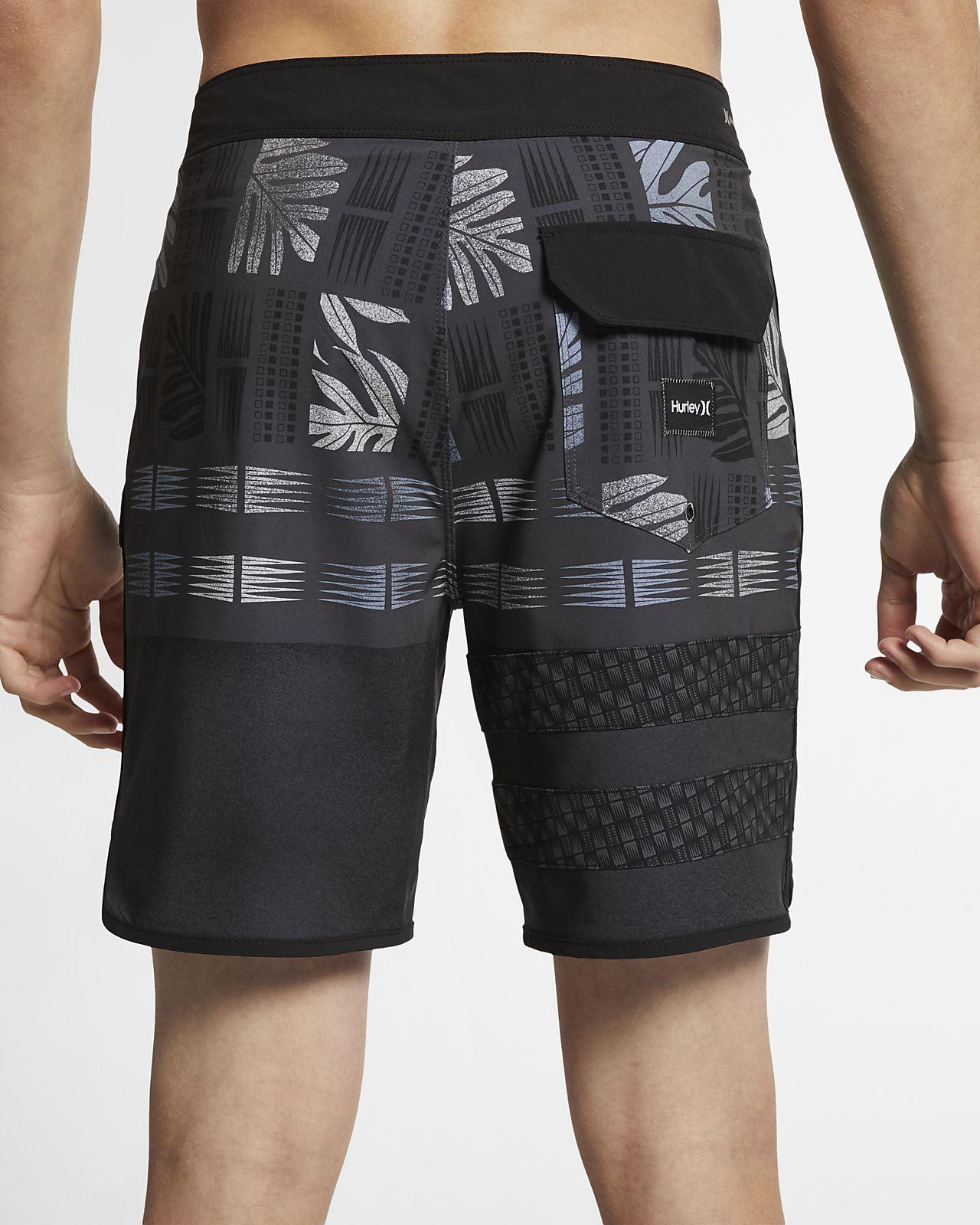 7e37426633 Hurley Phantom Sig Zane Maloulu Men's 46cm approx. Boardshorts. Nike ...