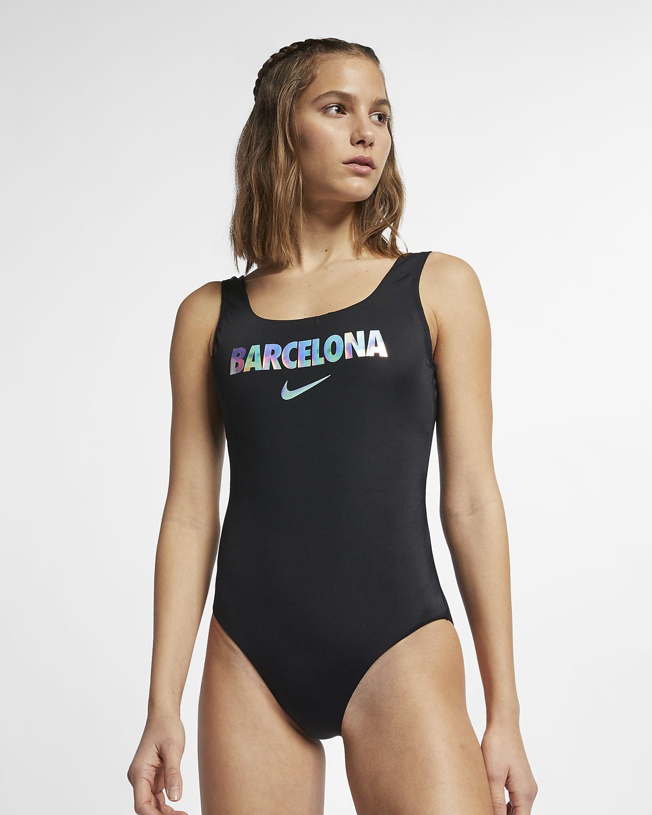 Nike Swim City Series (Barcelona) Banyador d'una peça - Dona