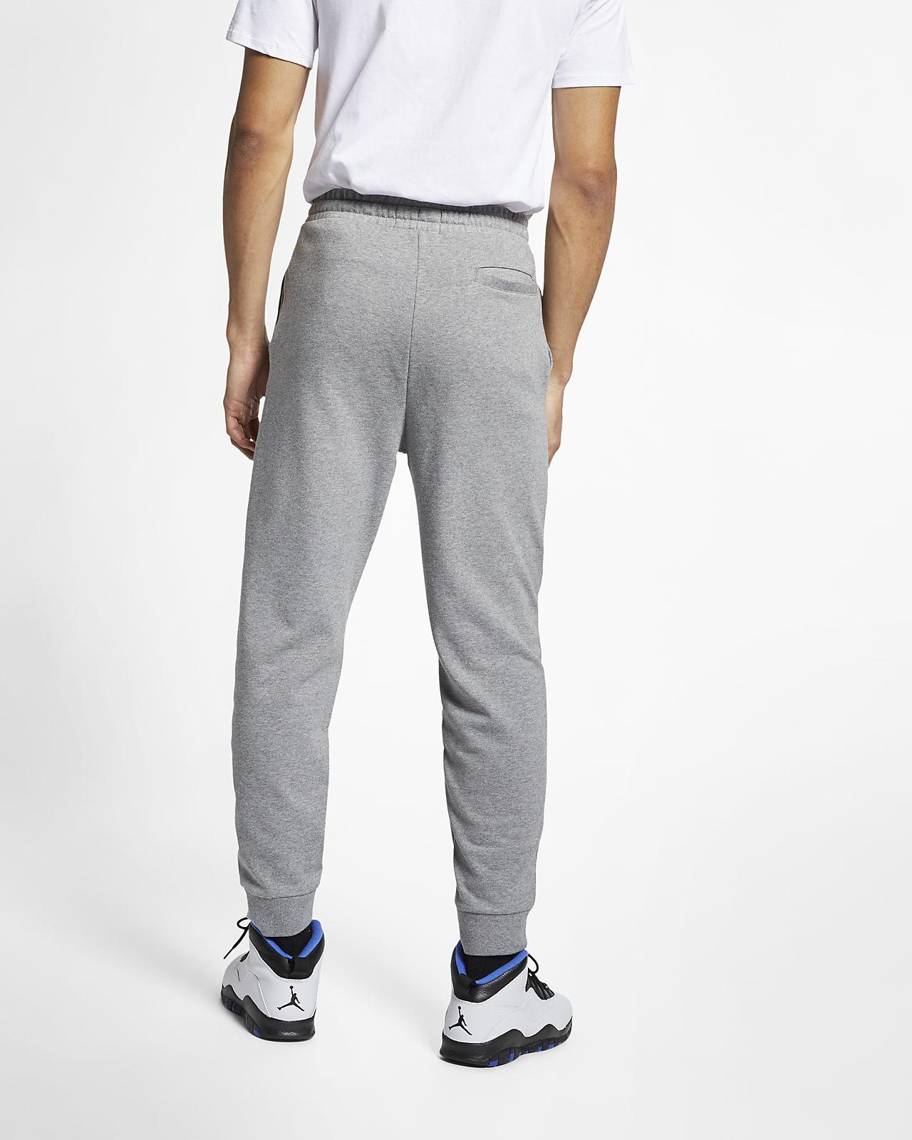 4cc759f20dcd Jordan Jumpman Air Men s Lightweight Fleece Trousers. Nike.com CA