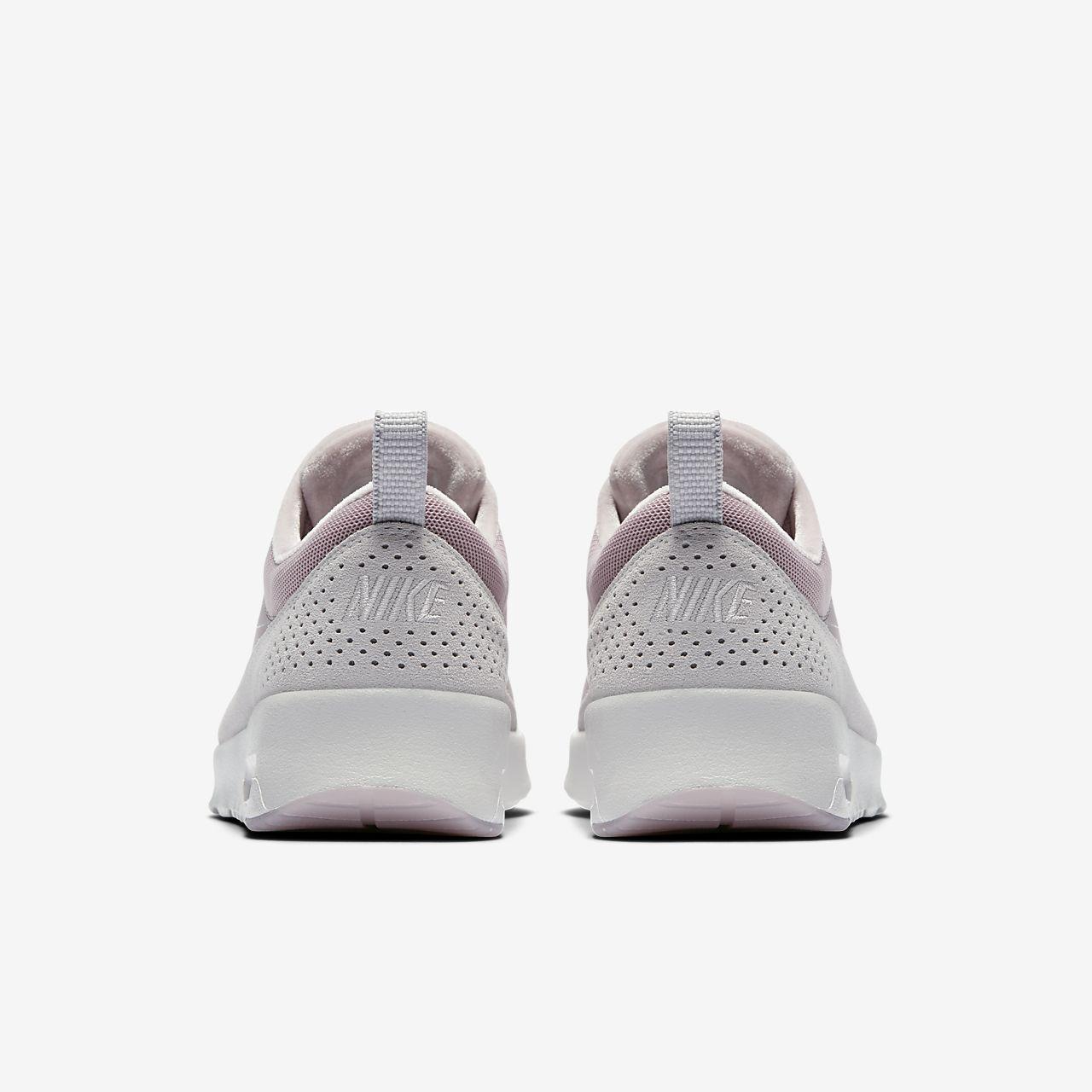 nike air max thea w scarpe rosa