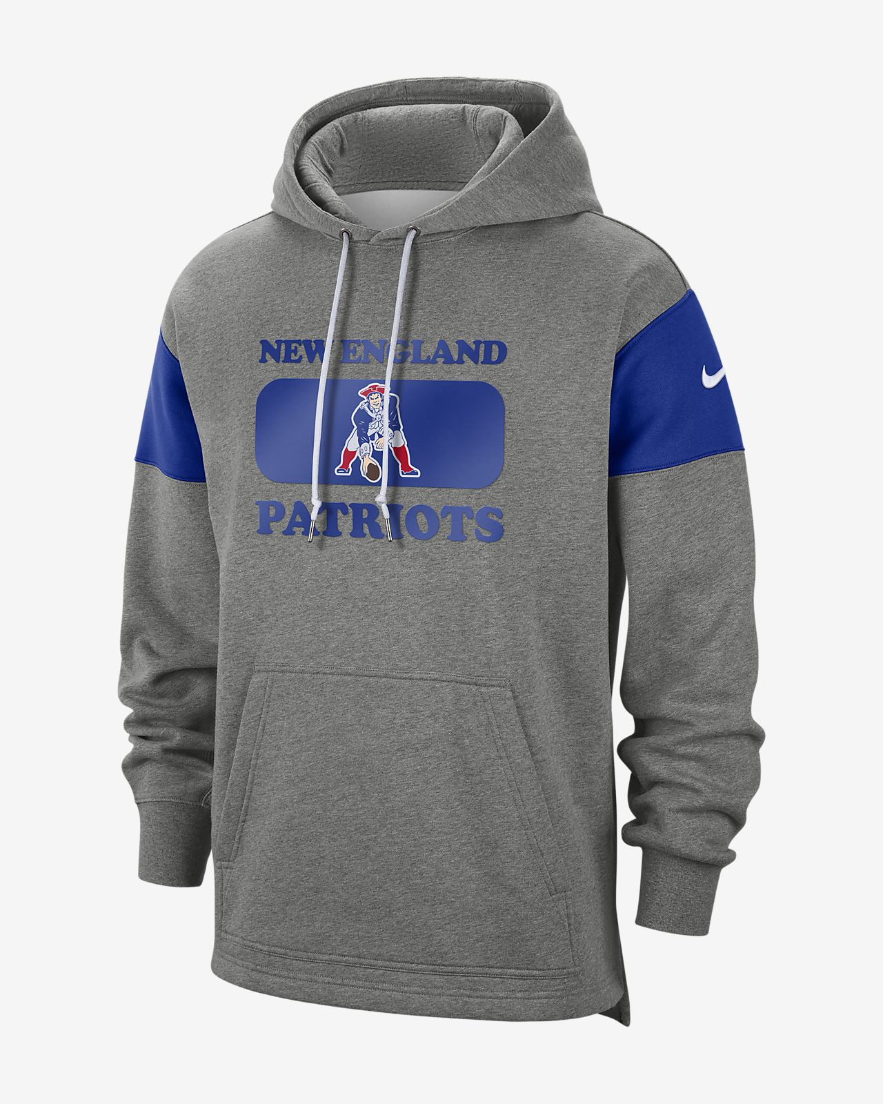 new products 04eb7 1c58f Nike (NFL Patriots) Men's Hoodie