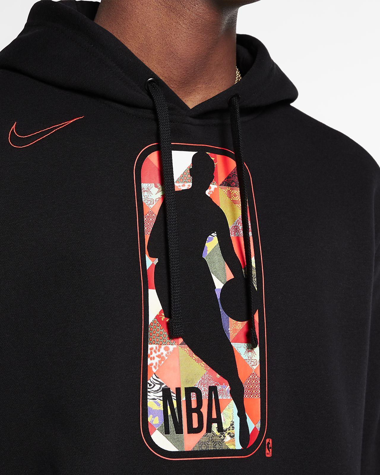 ae3a45aecd7 Nike CNY Men's NBA Hoodie. Nike.com EG
