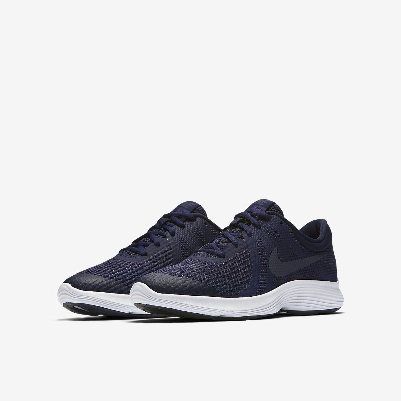 Zapatillas Running Hombre Nike Revolution 4 Índigo | Oechsle