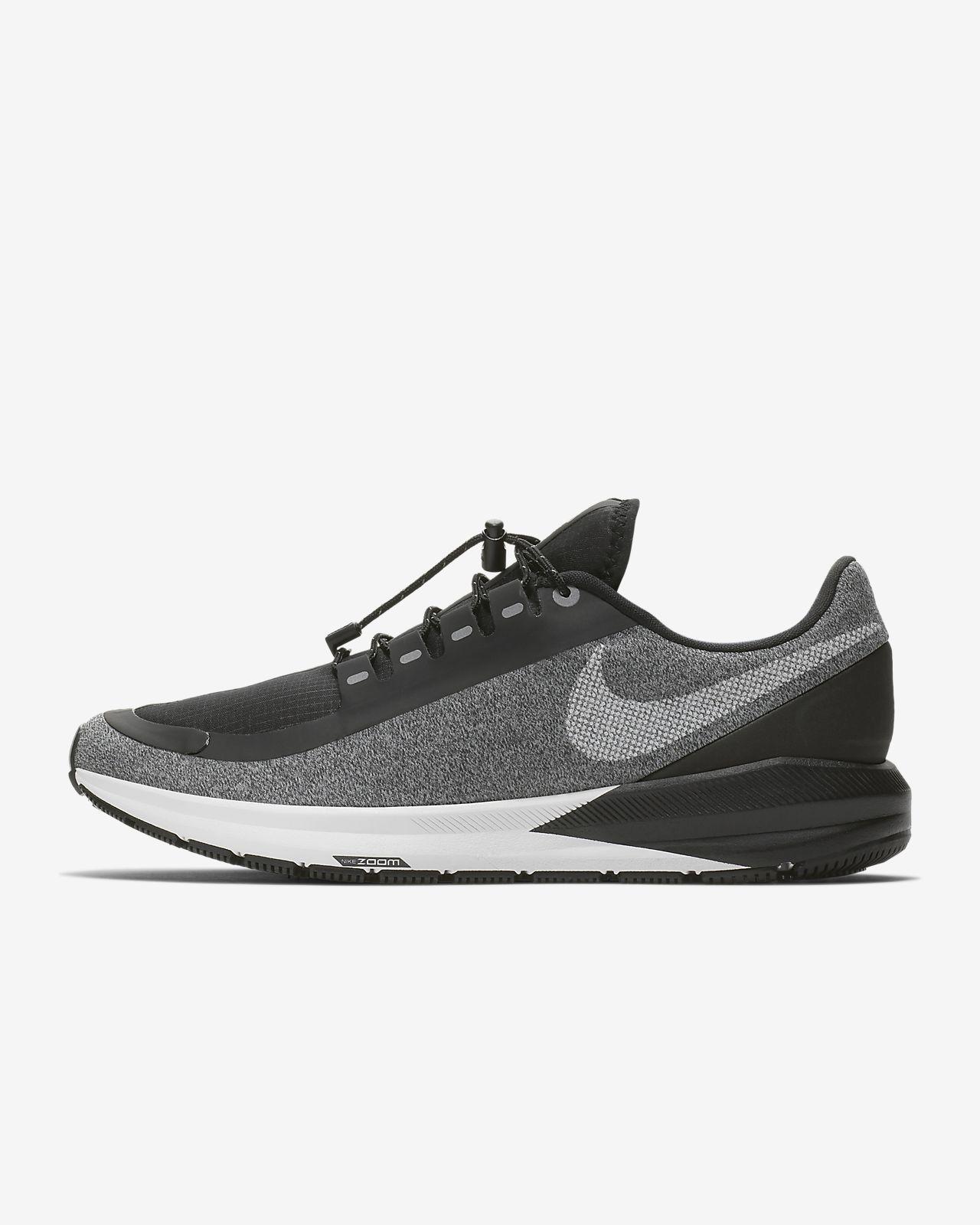 Women s Running Shoe. Nike Air Zoom Structure 22 Shield Water-Repellent 71bffaebead