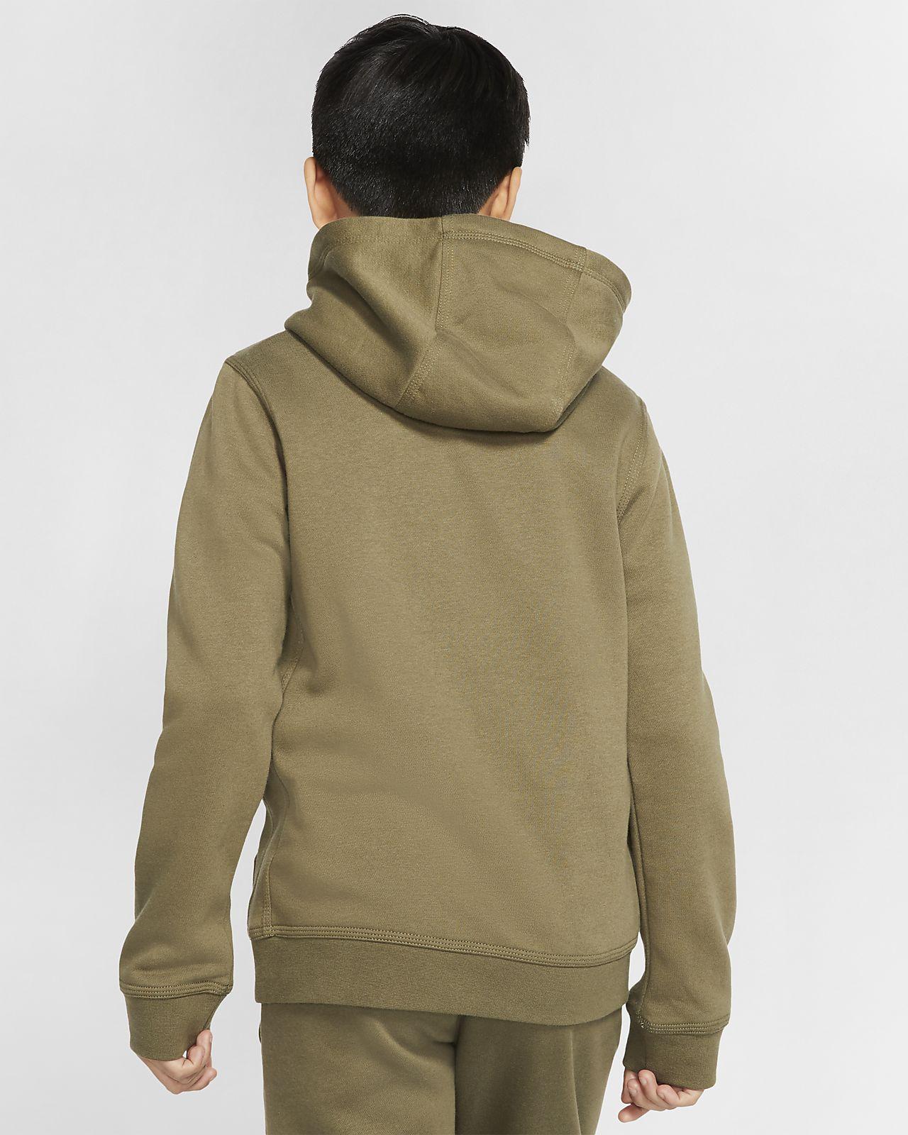 the latest bffb4 64572 Nike Sportswear Club Pullover für ältere Kinder