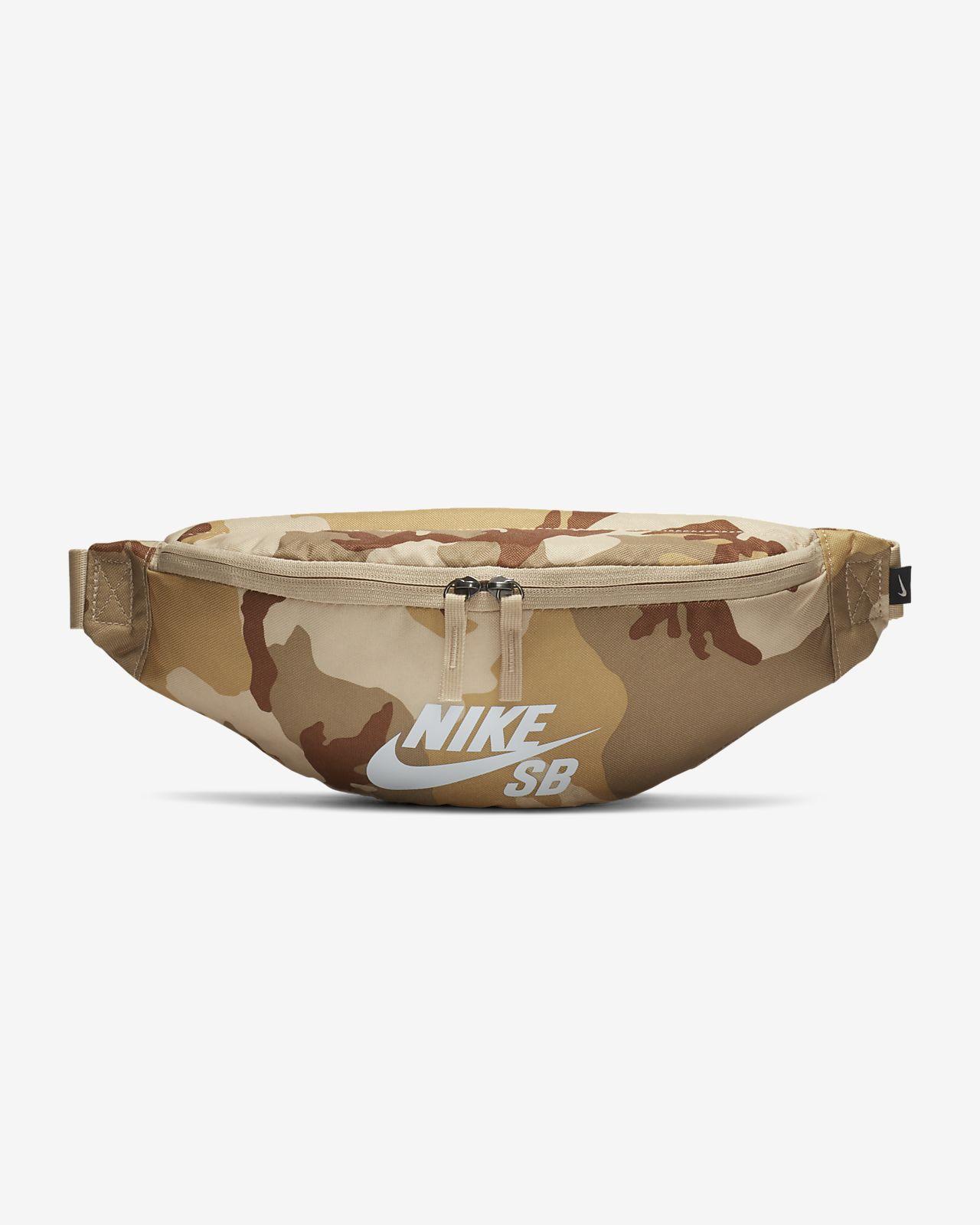 Riñonera de skate estampada Nike SB Heritage (artículos pequeños)