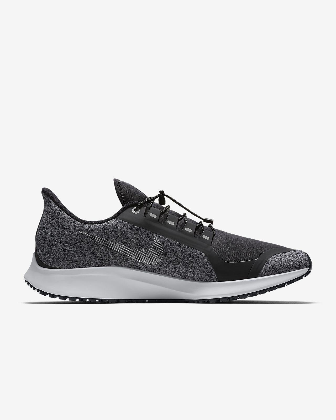 4539a9792cc7 Nike Air Zoom Pegasus 35 Shield Water-Repellent Men s Running Shoe ...