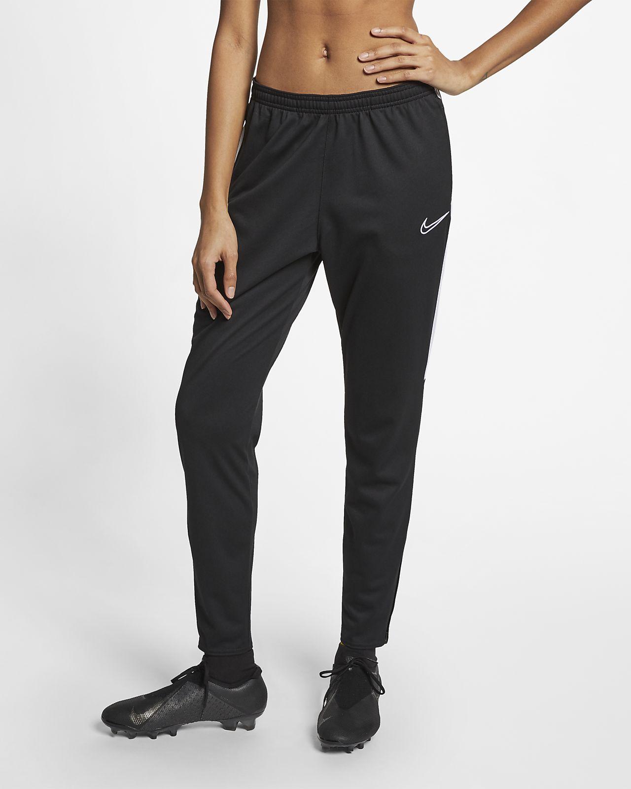 Calças de futebol Nike Dri-FIT Academy para mulher