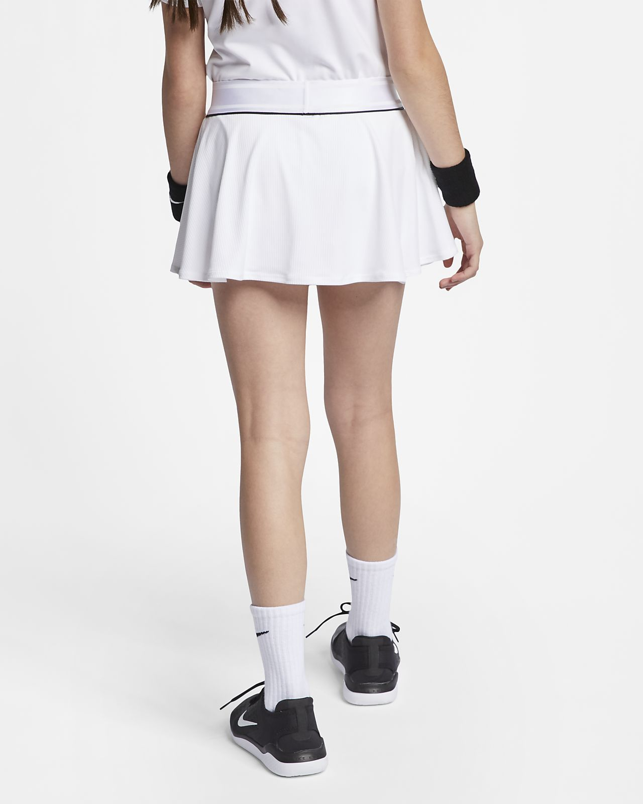 on sale da711 f6c0f NikeCourt Older Kids  (Girls ) Tennis Skirt. Nike.com LU