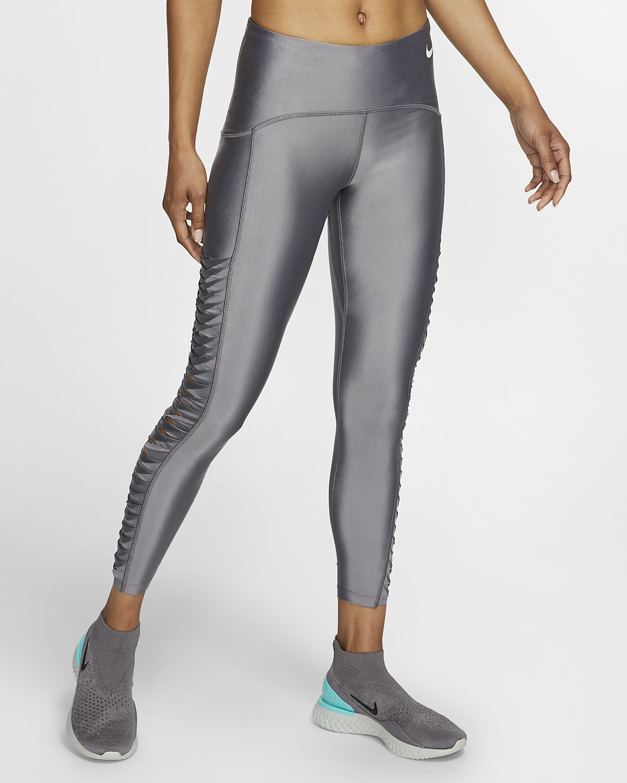 Nike Speed Mallas de running de 7/8 - Mujer
