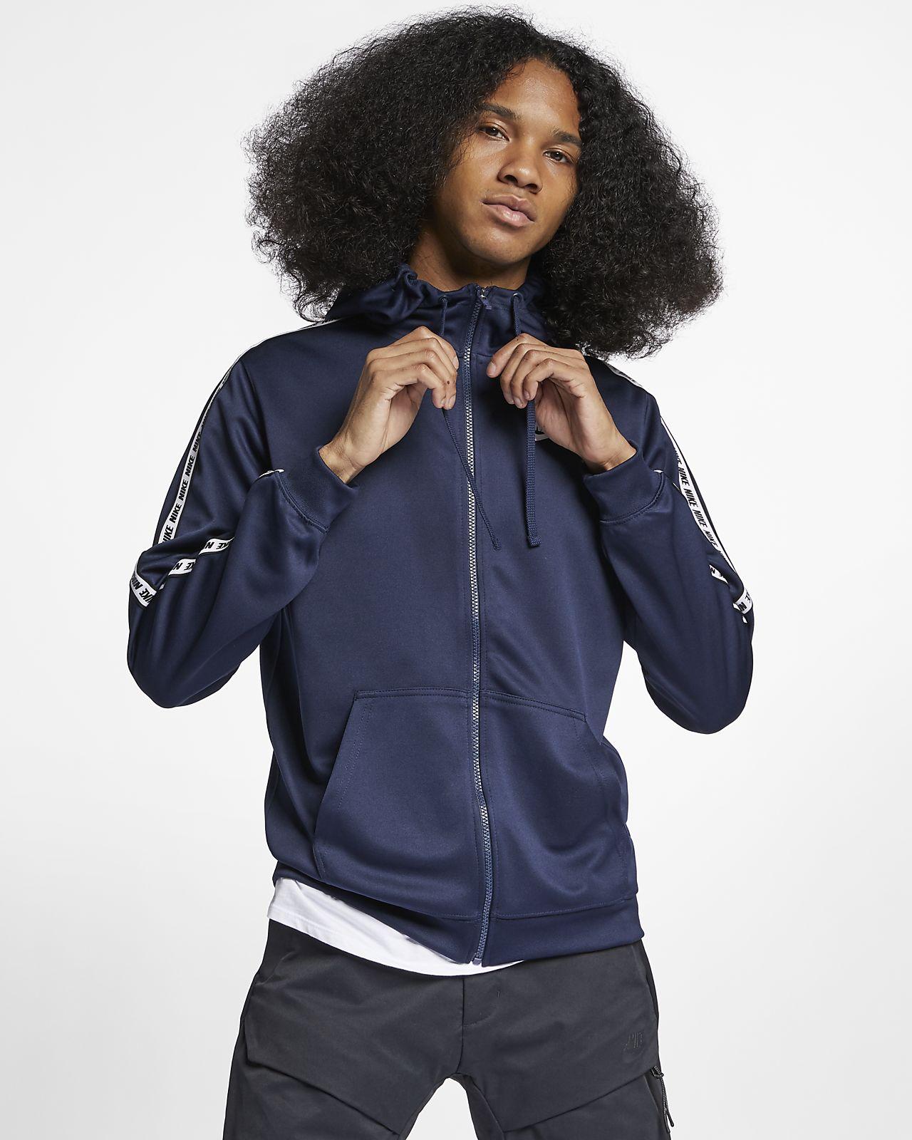 e89ab3d16b Nike Sportswear Men's Full-Zip Hoodie. Nike.com CH