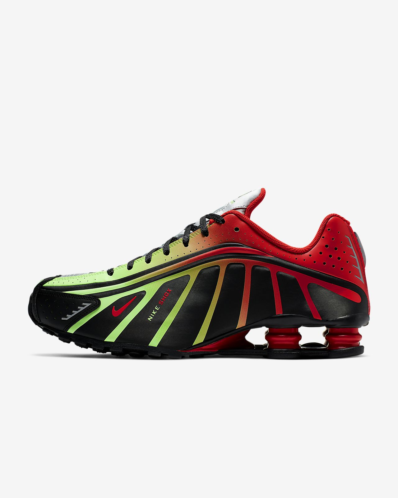 Nike Shox R4 / Neymar Jr.男/女运动鞋