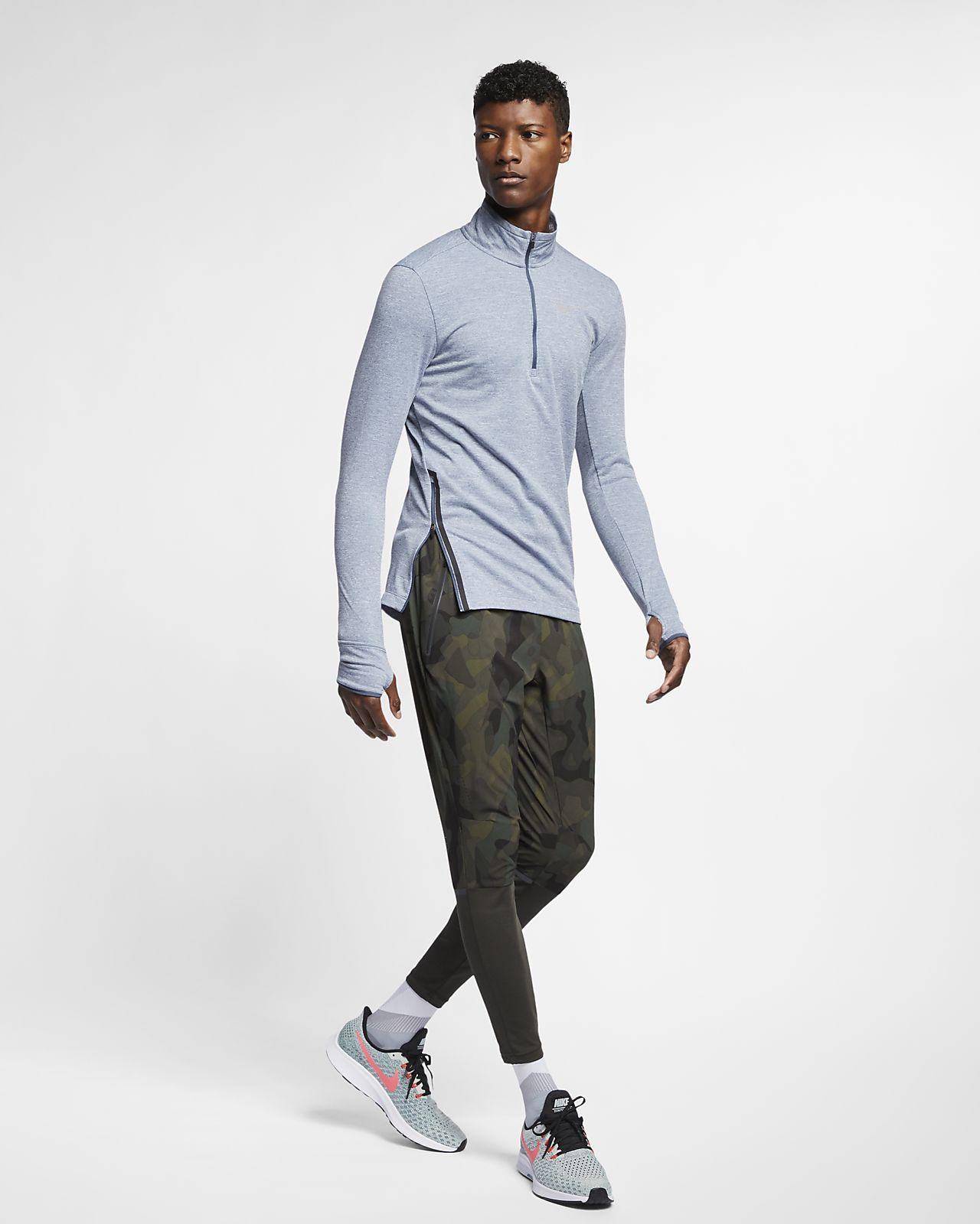 16b6a900 Nike Therma Sphere Element Men's 1/2-Zip Running Top. Nike.com